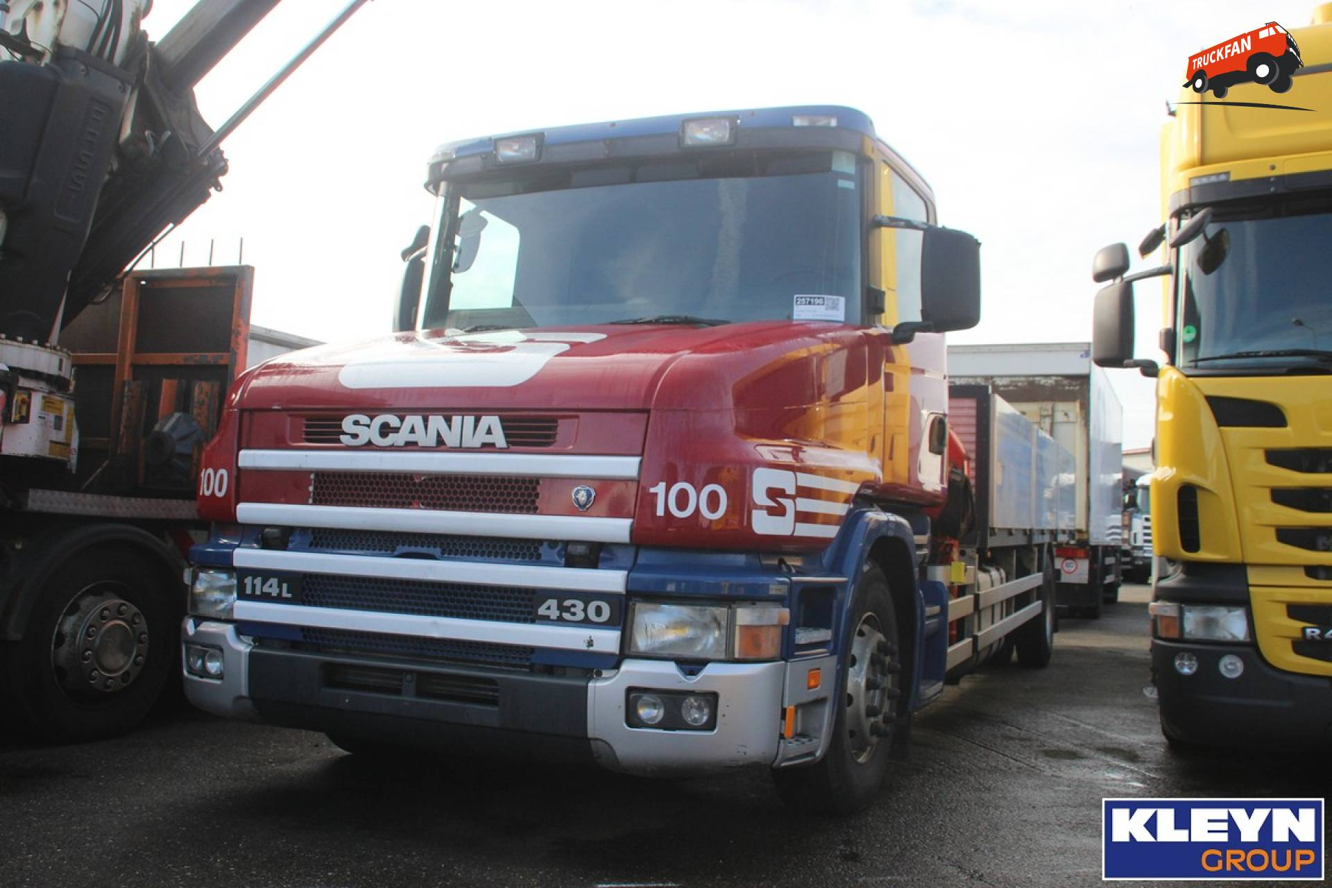 Scania T114