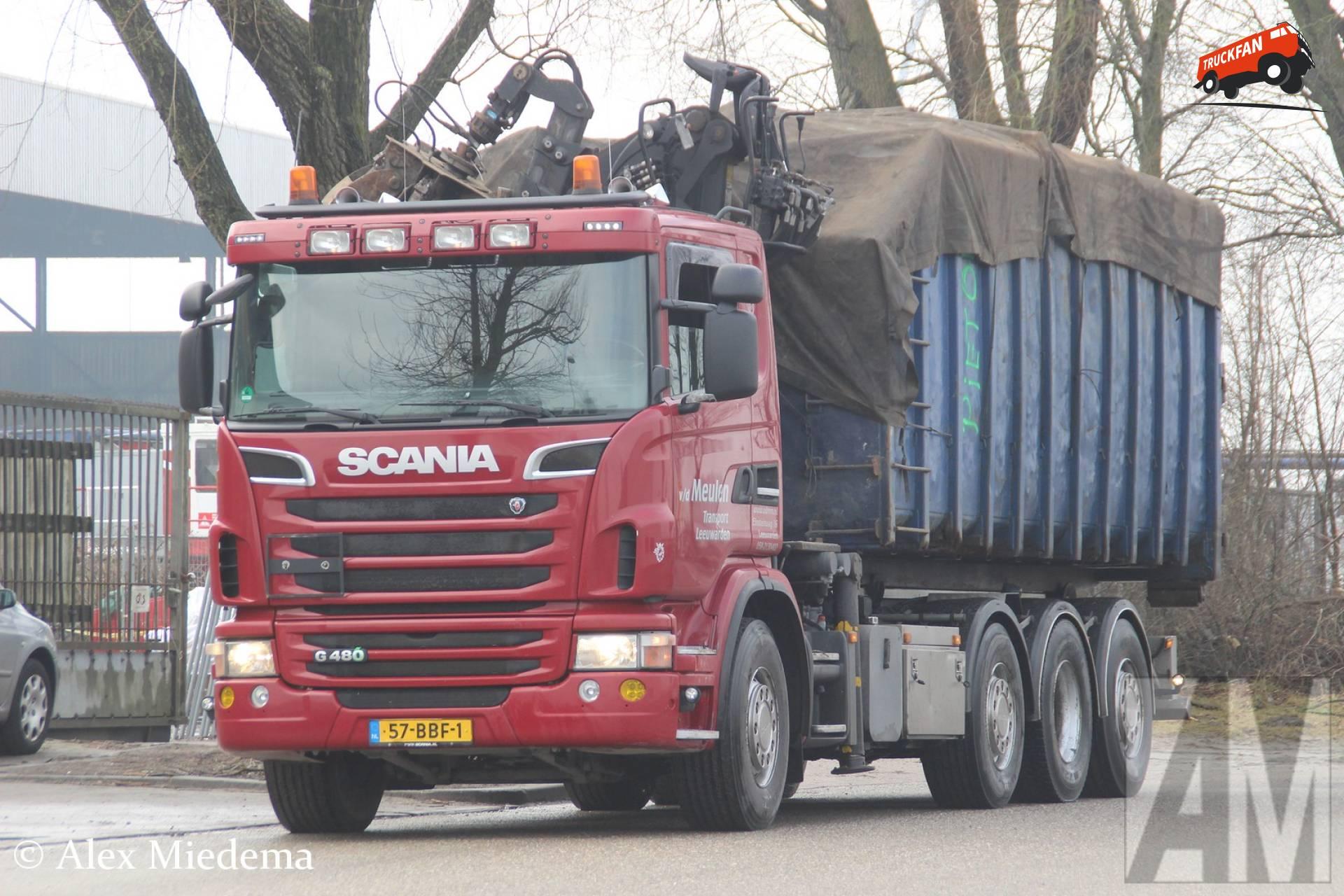 Scania G480