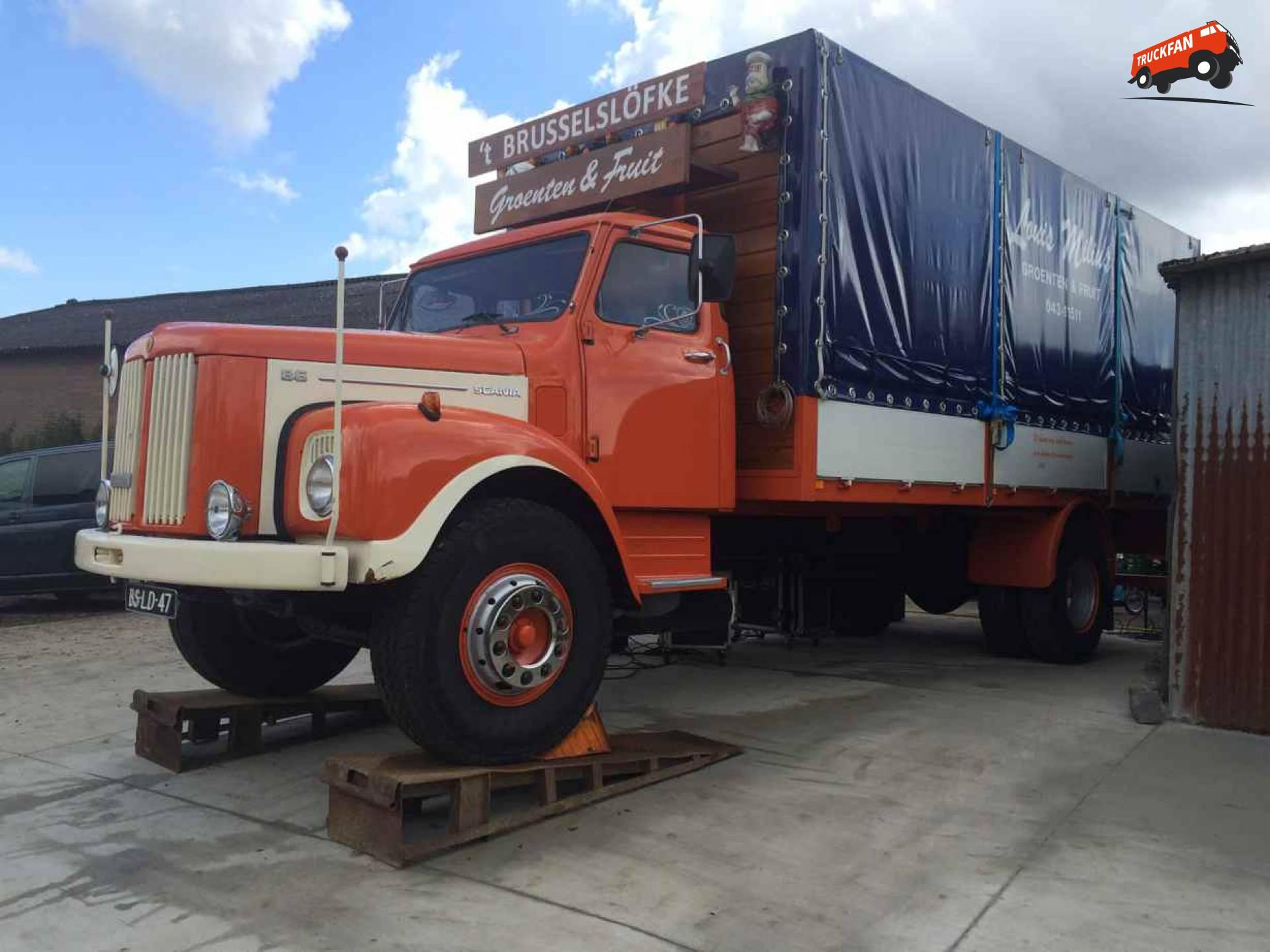 Scania L86