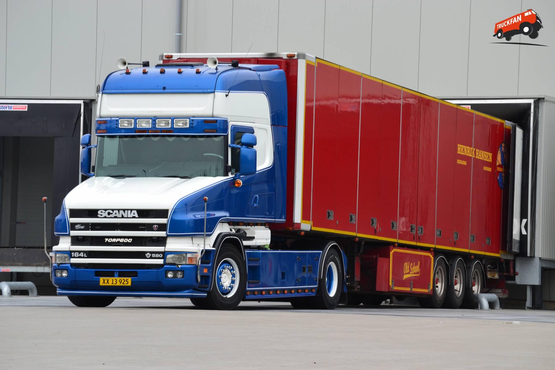 Scania T164