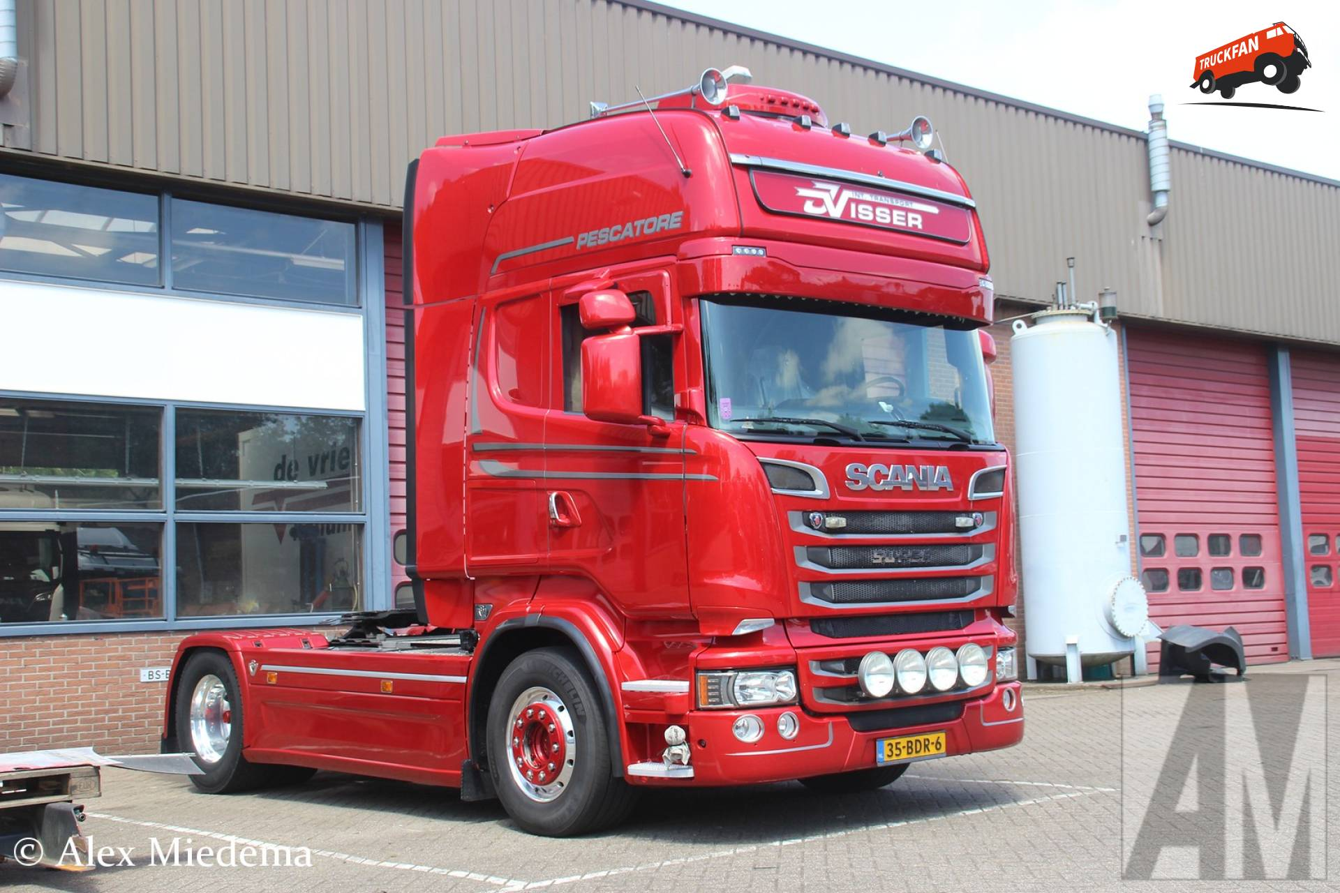 Scania R520