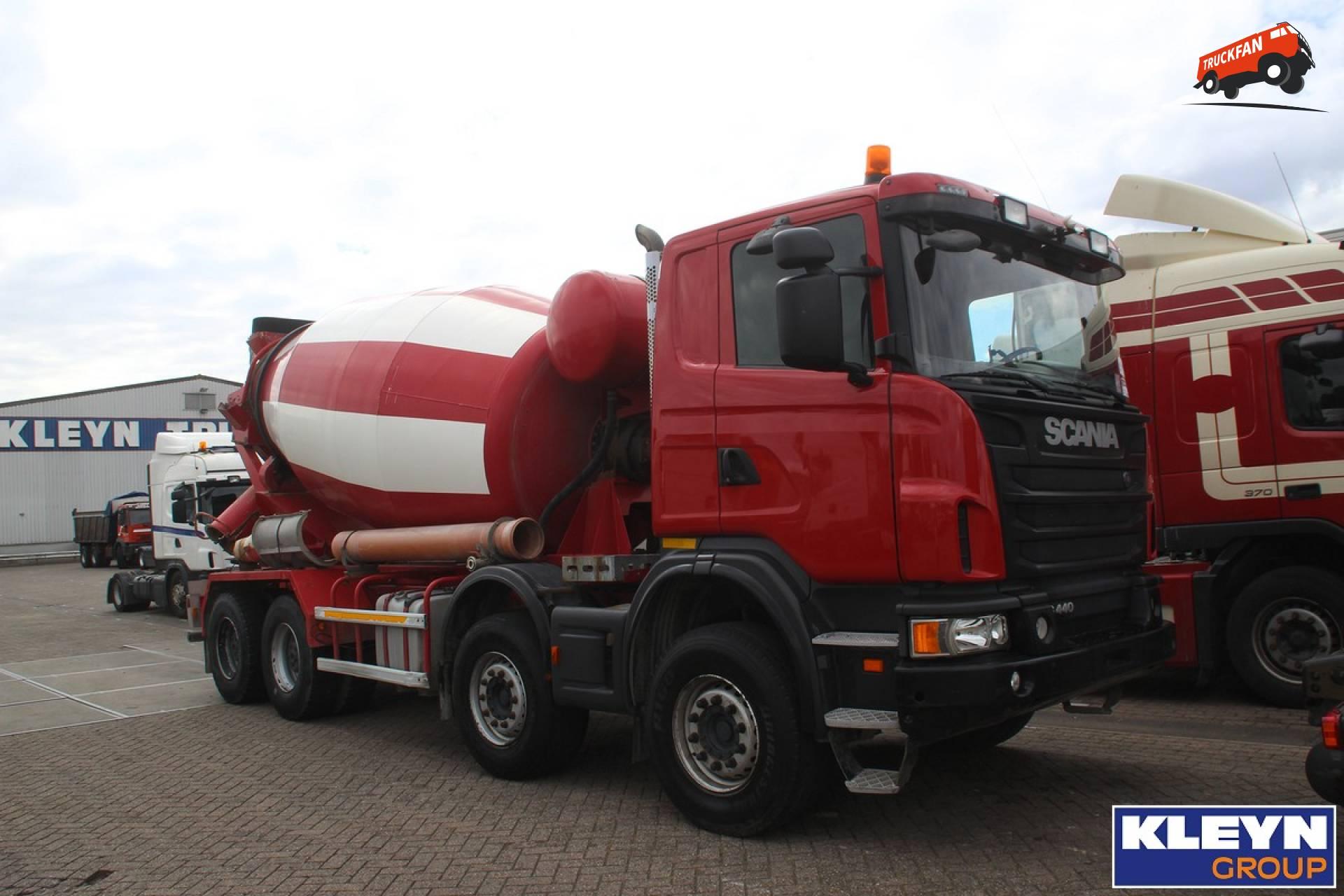 Scania G440