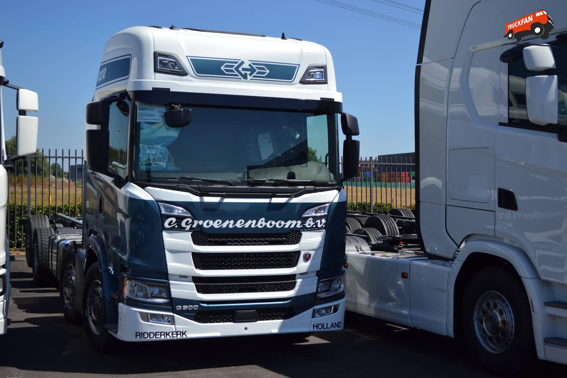 Scania G500
