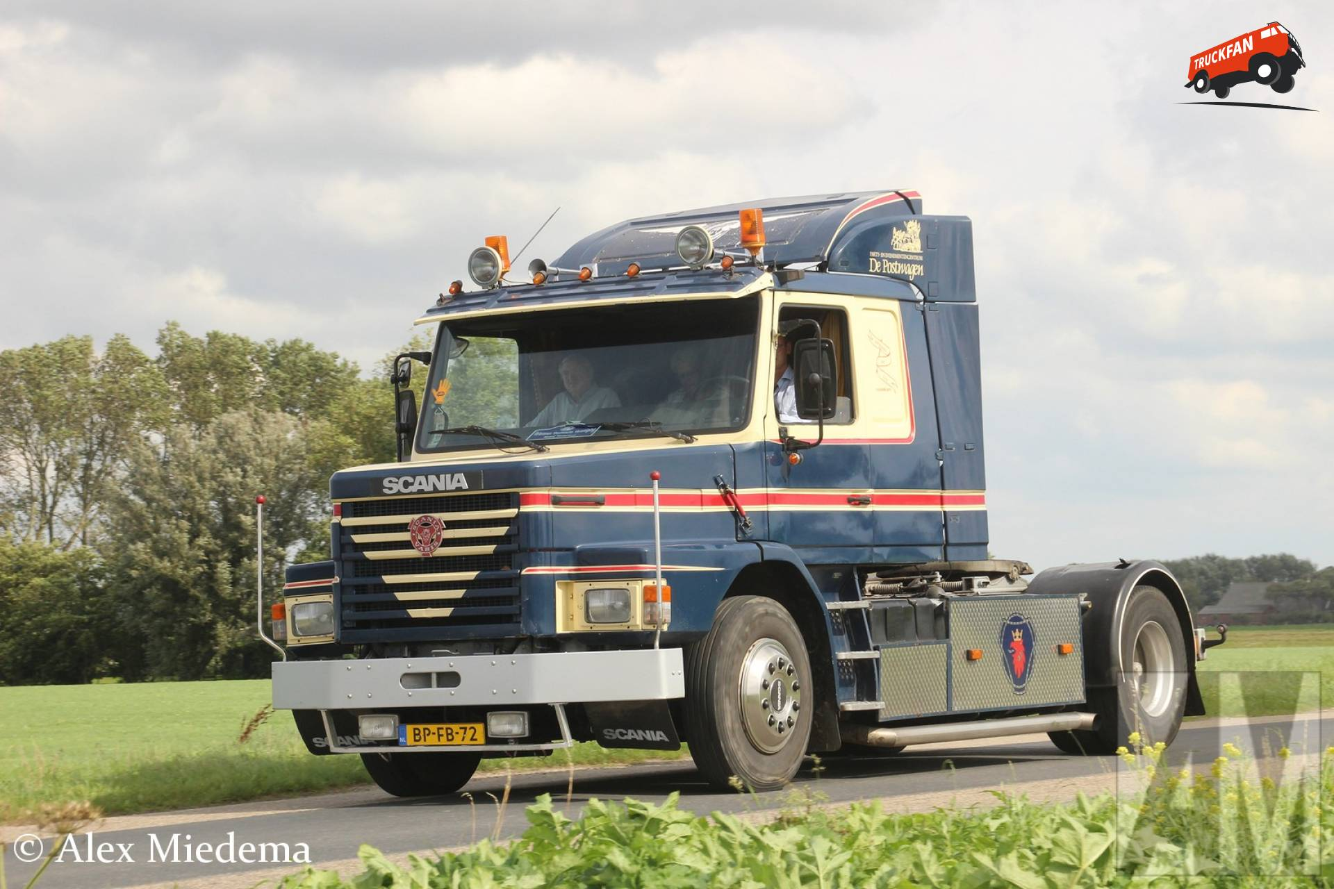 Scania T82