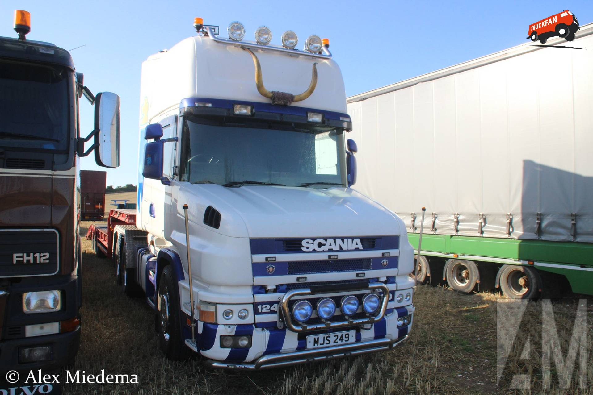 Scania T124