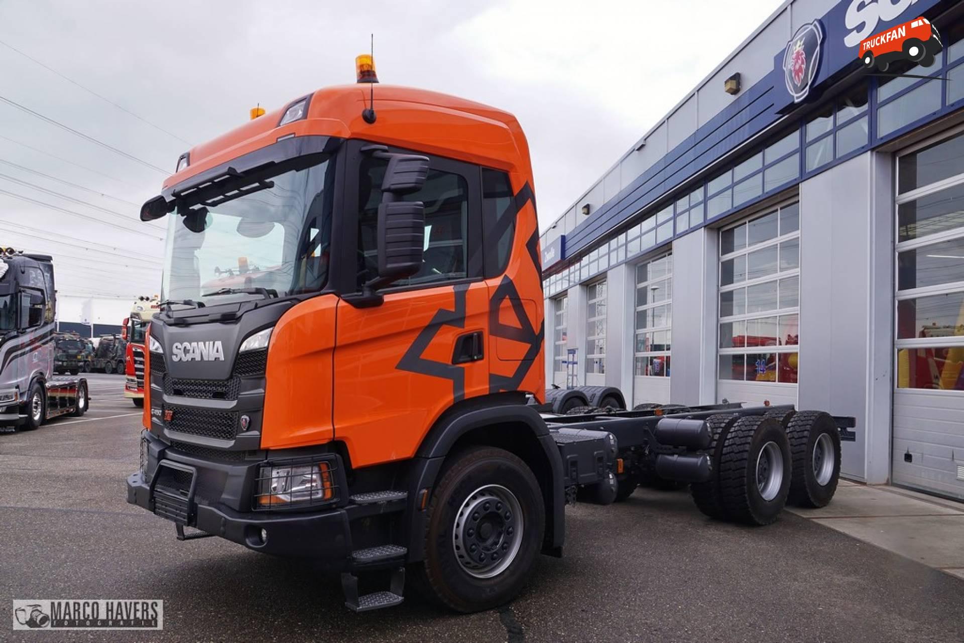 Scania G450 XT