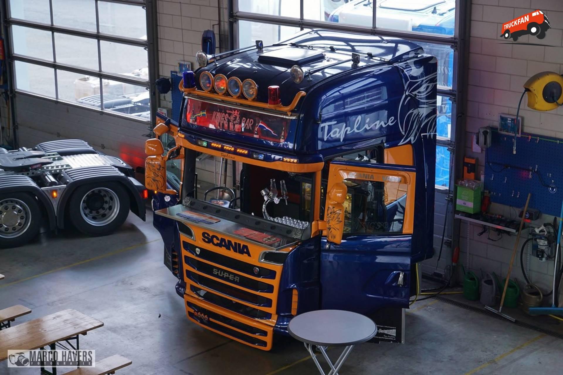 Scania cabine