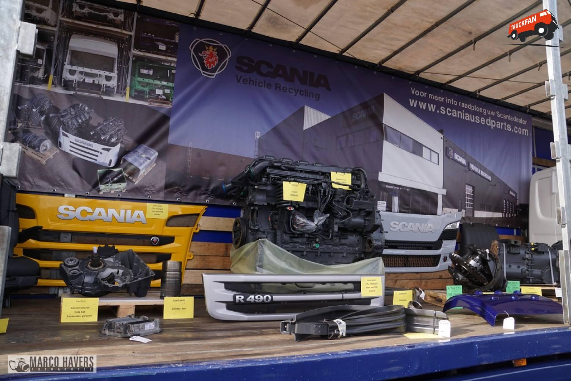 Scania onderdelen