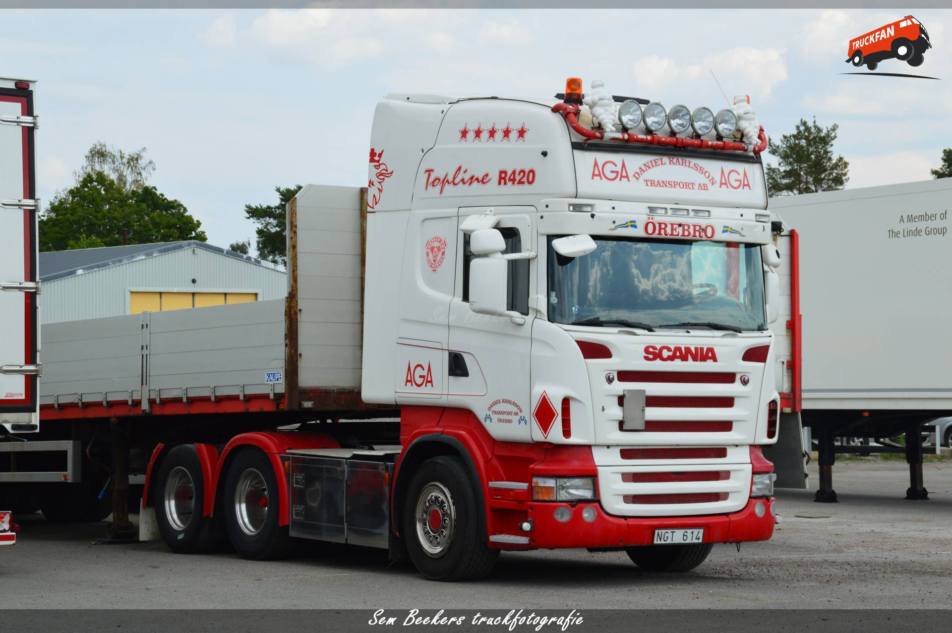 Scania R420