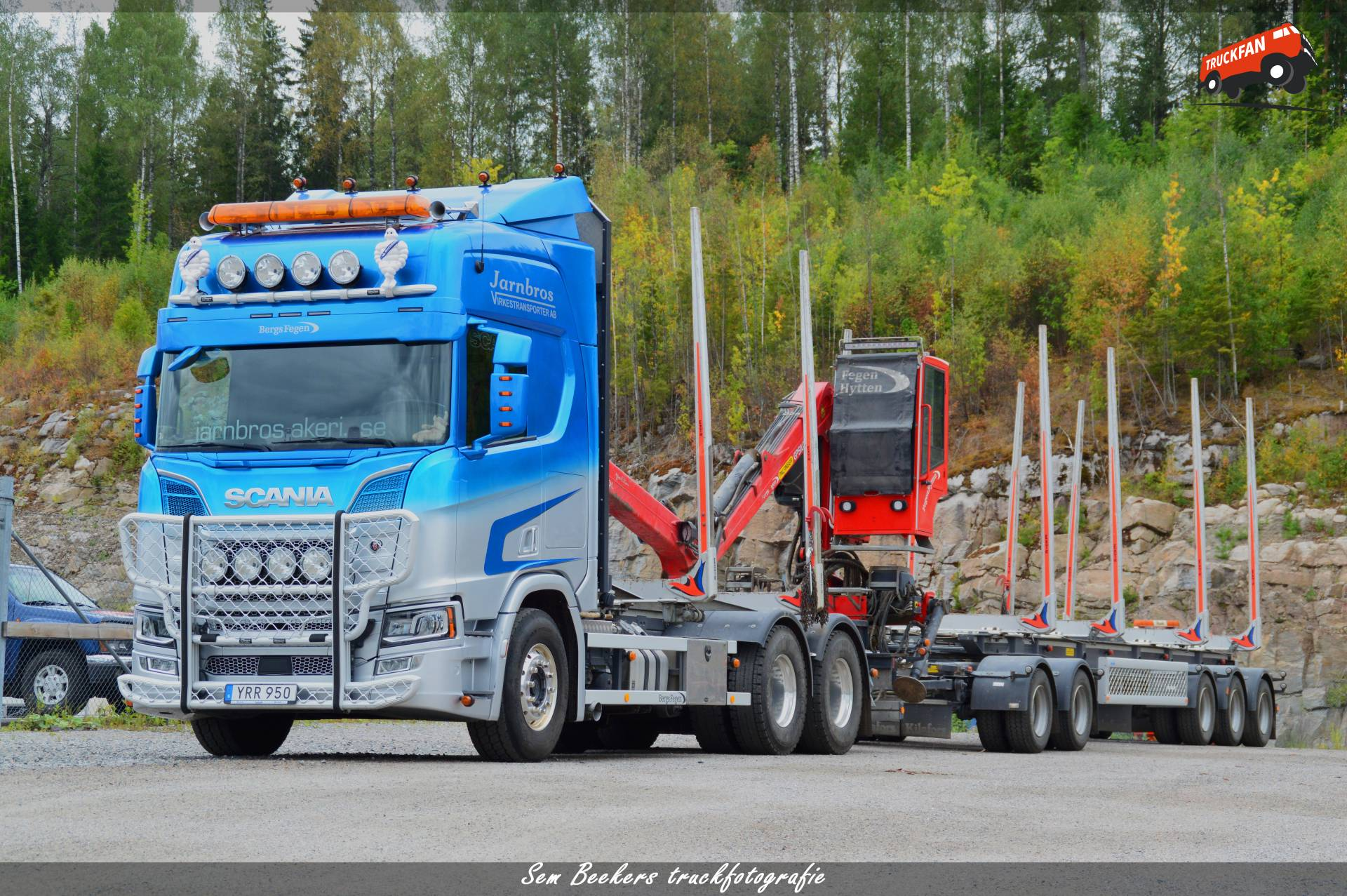 Scania R730 (New)