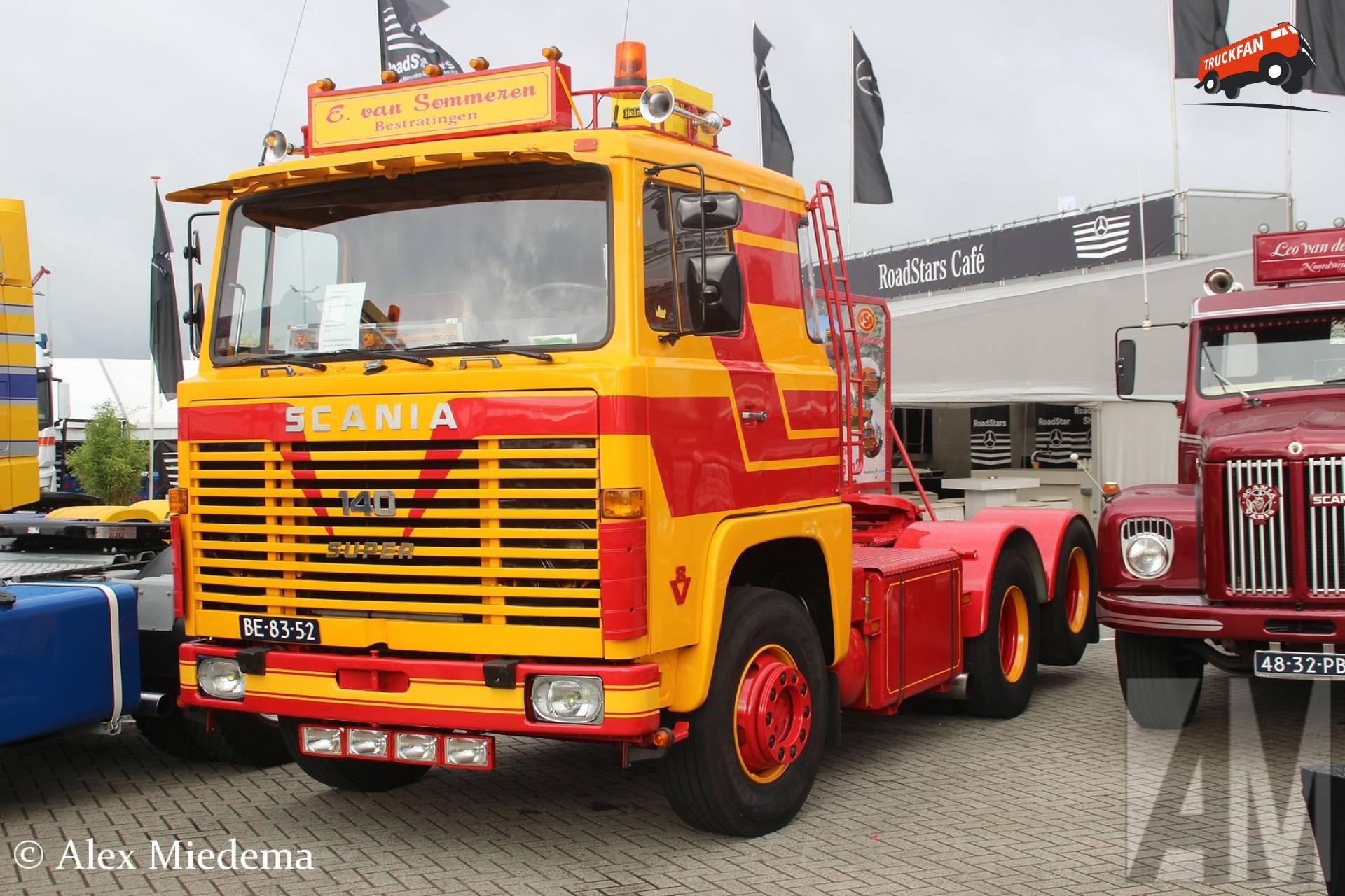 Scania 140