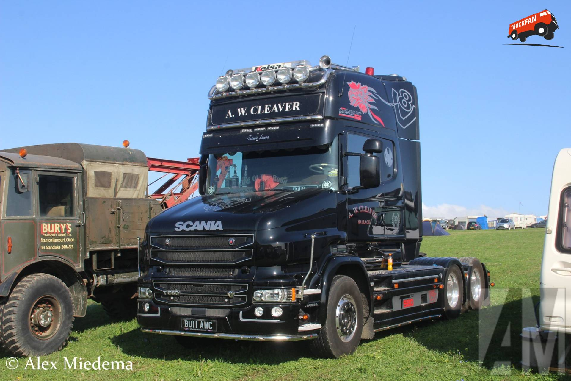 Scania T580