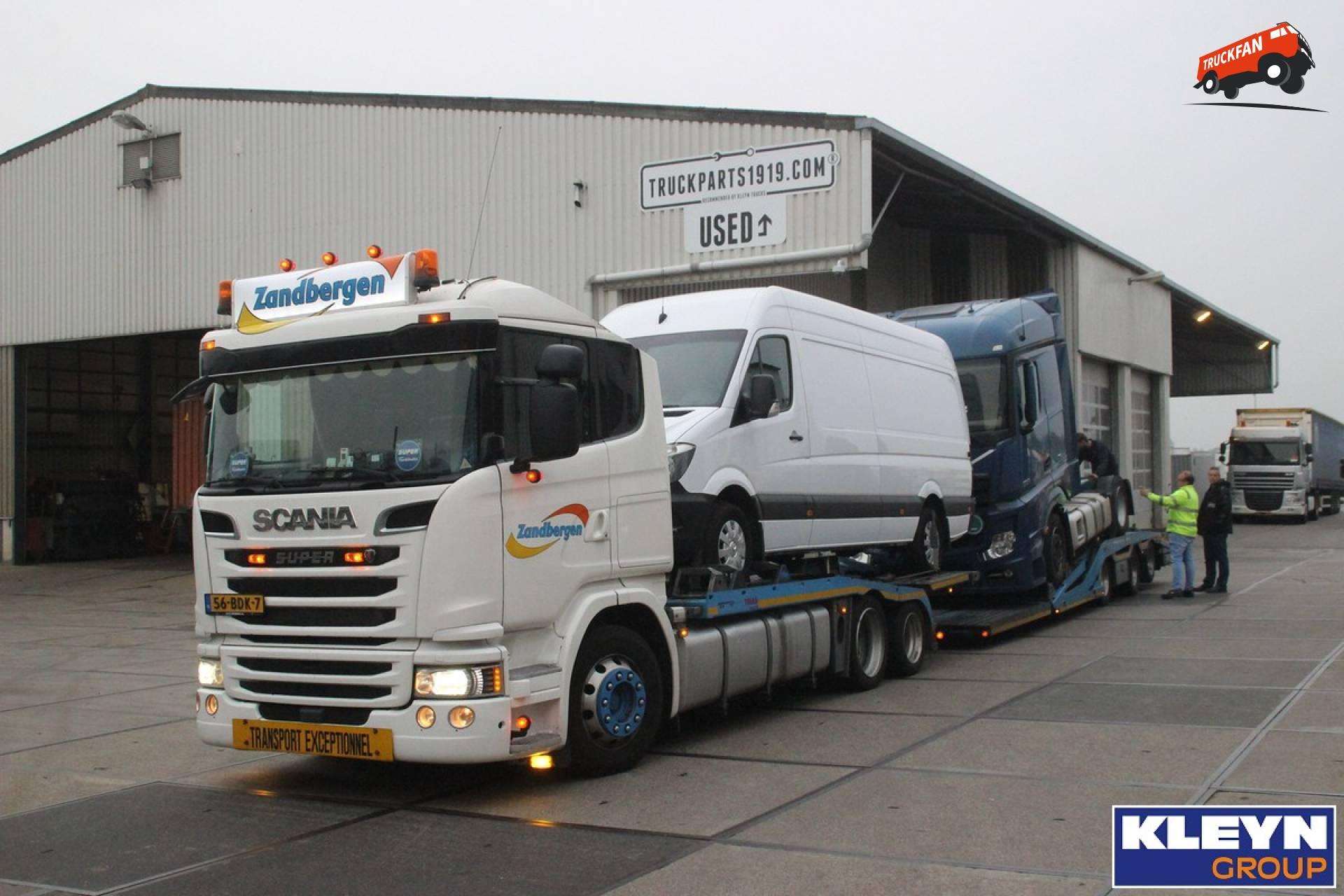 Scania G490