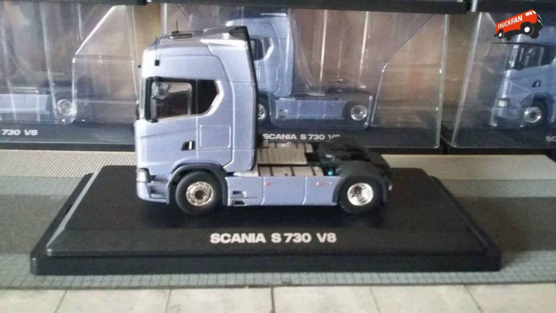 Nieuwe Scania Wordt S Serie Alex Miedema