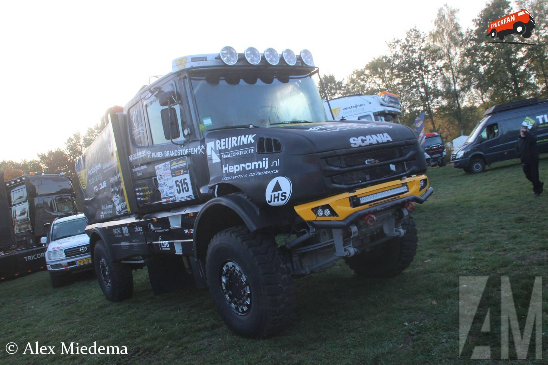 Scania eigenbouw