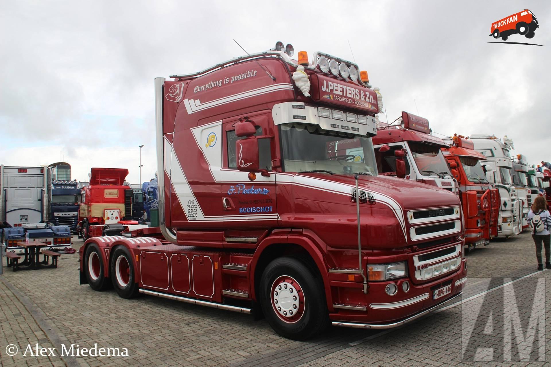 Scania T460