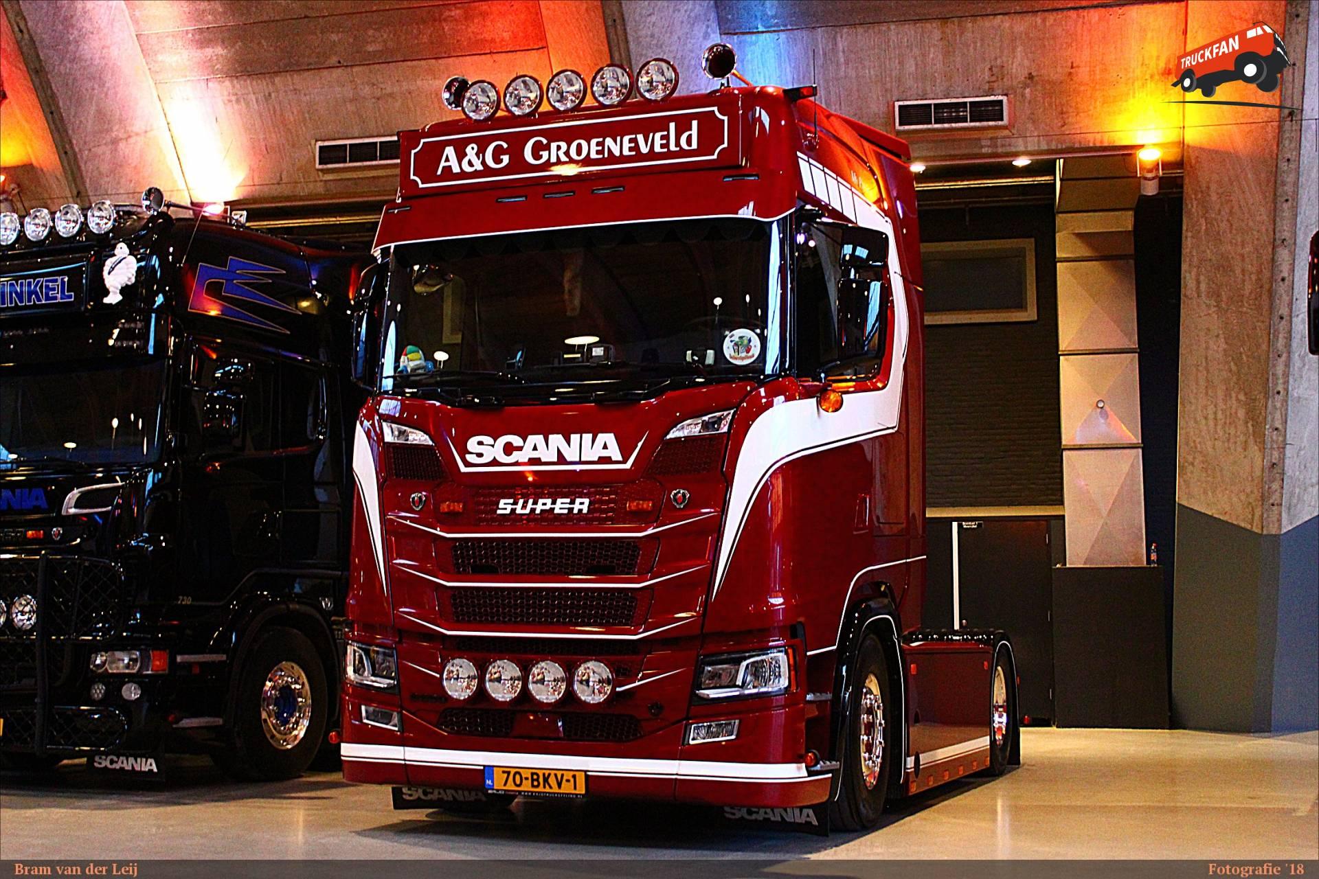 Scania S650