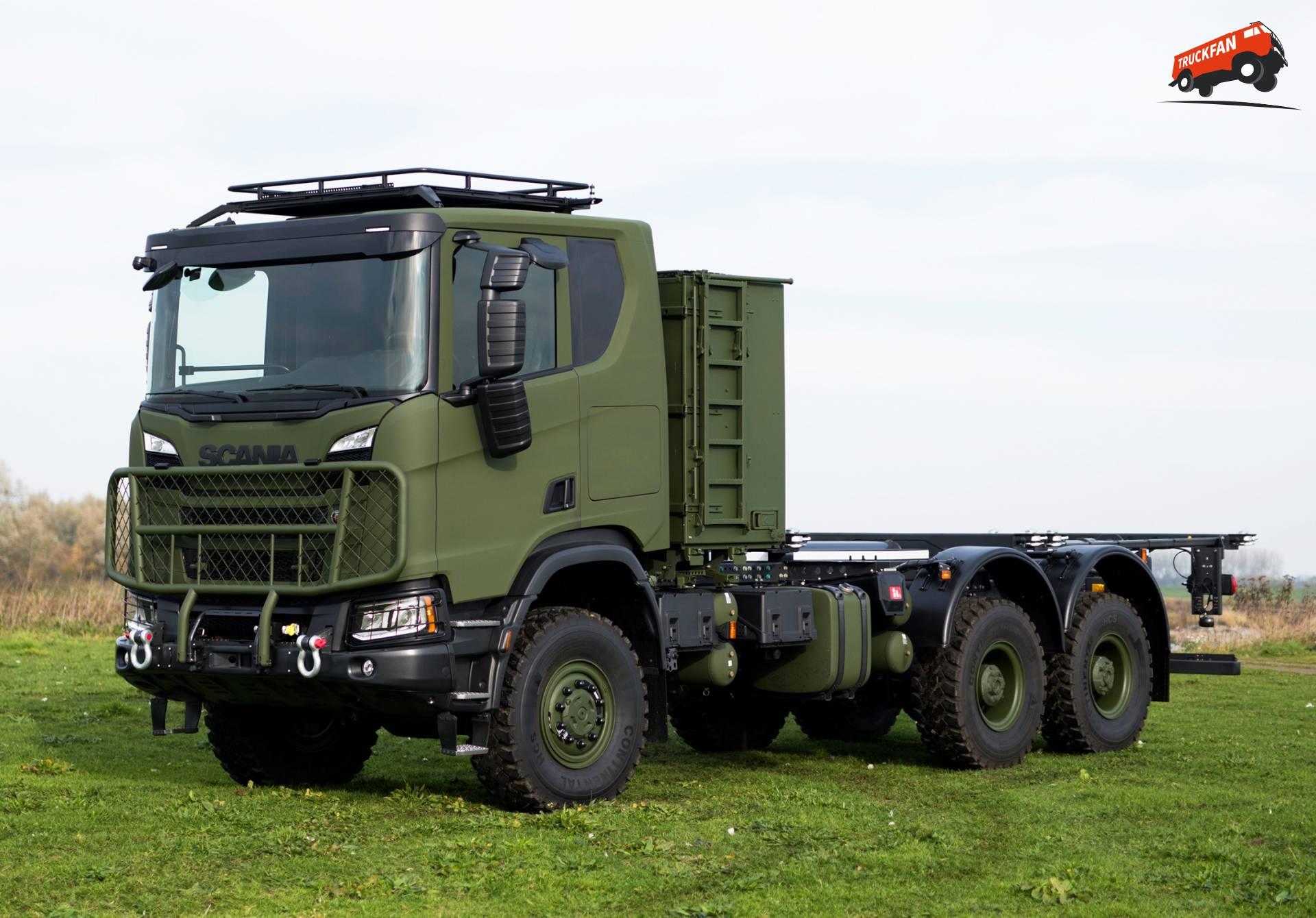 Scania Gryphus