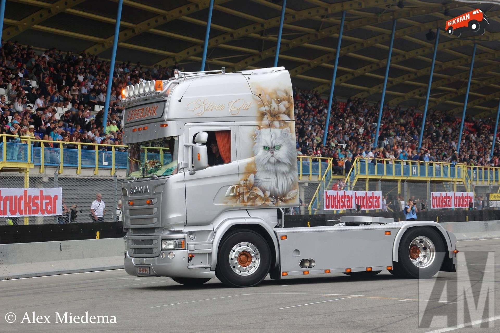 Scania R580
