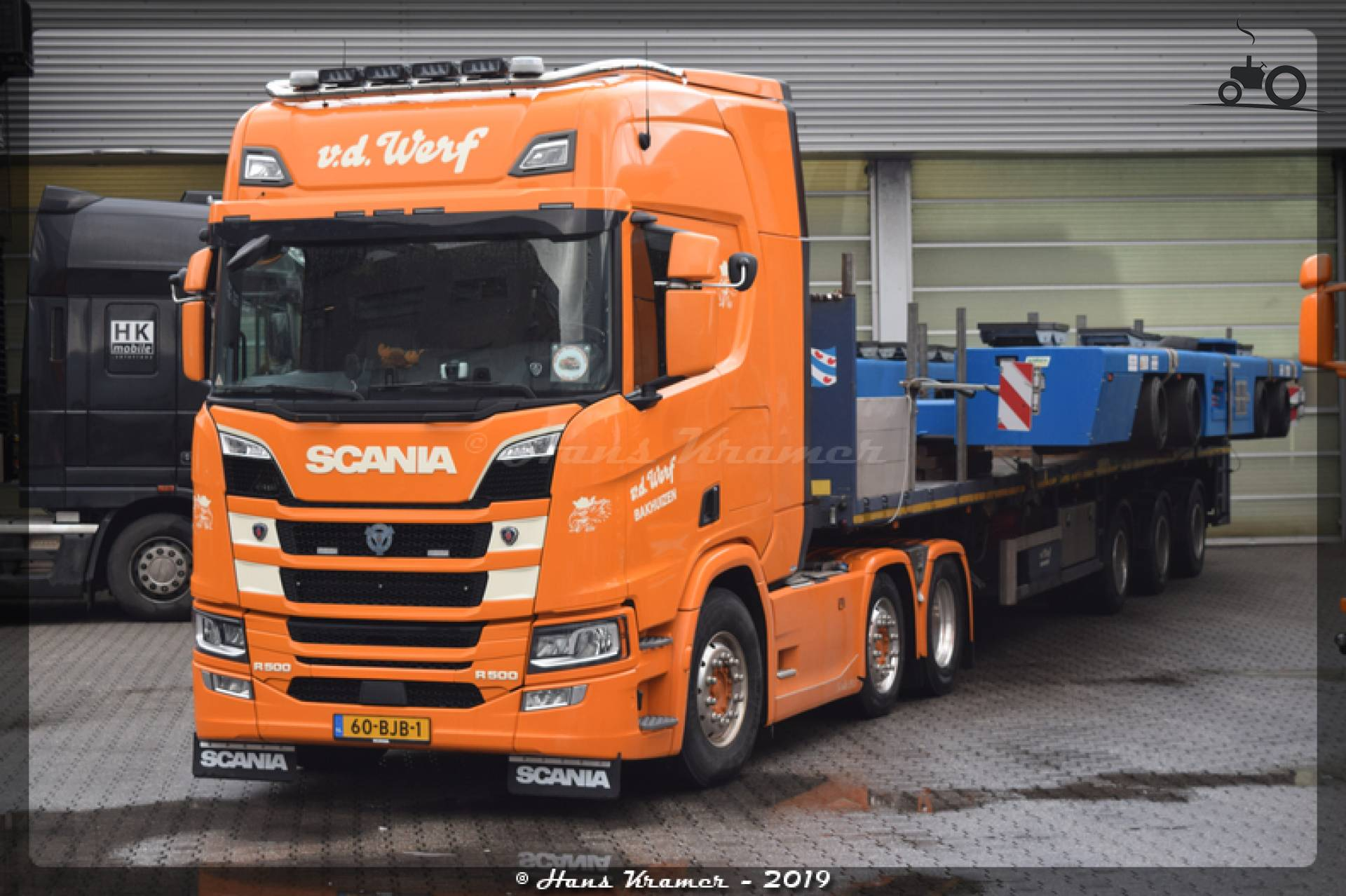 Scania R500 (new)