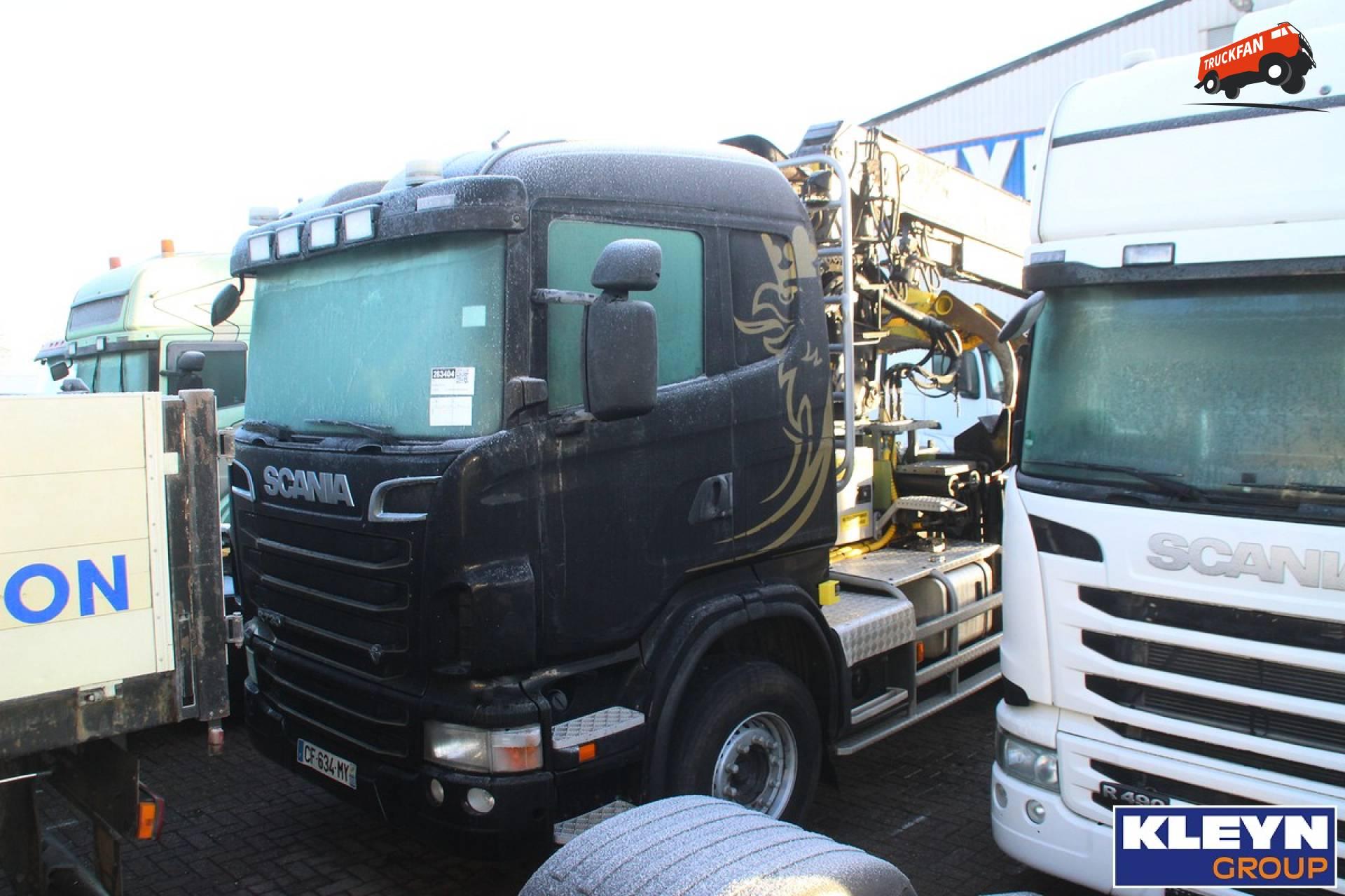 Scania R730