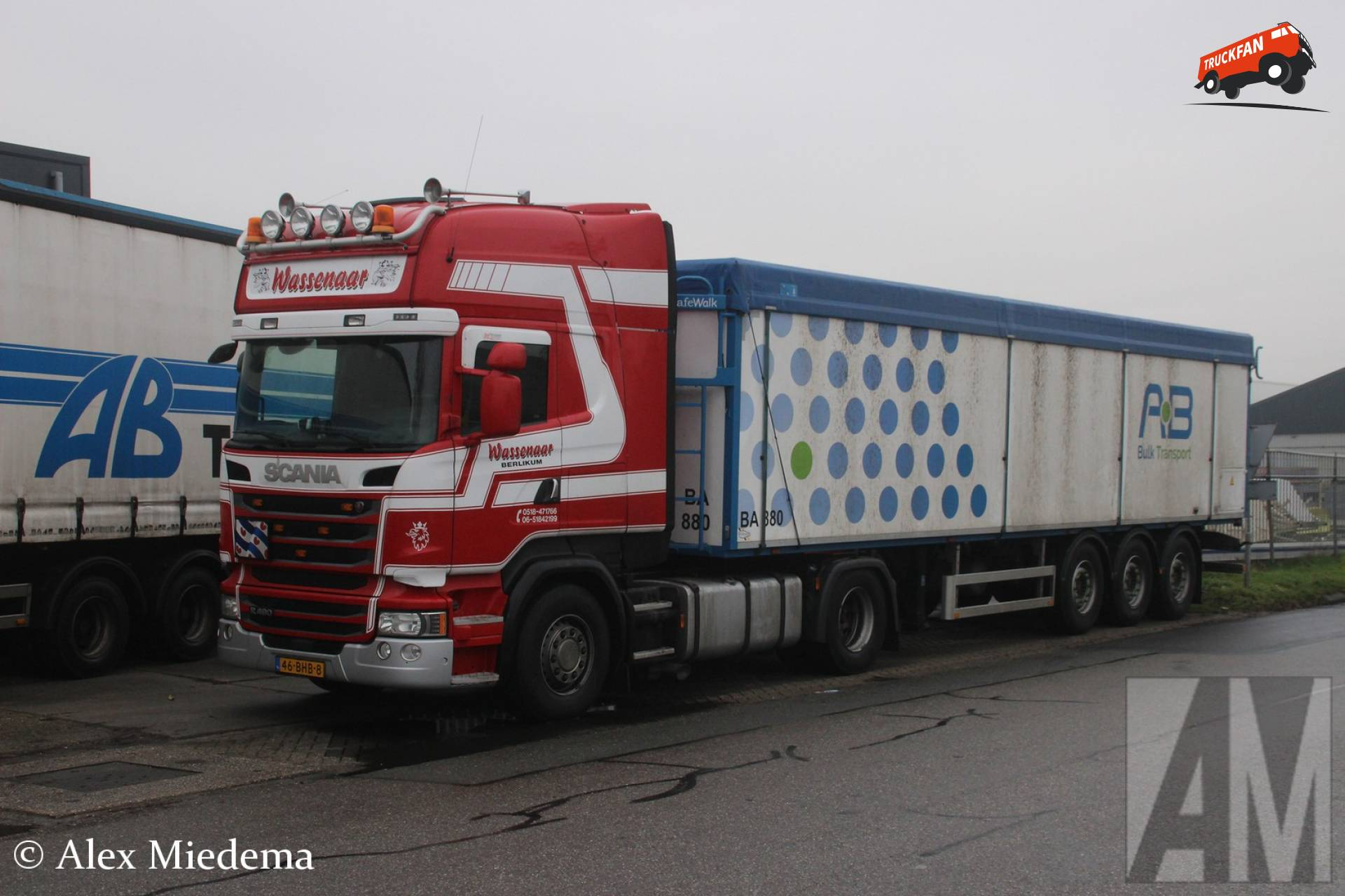 Scania R490