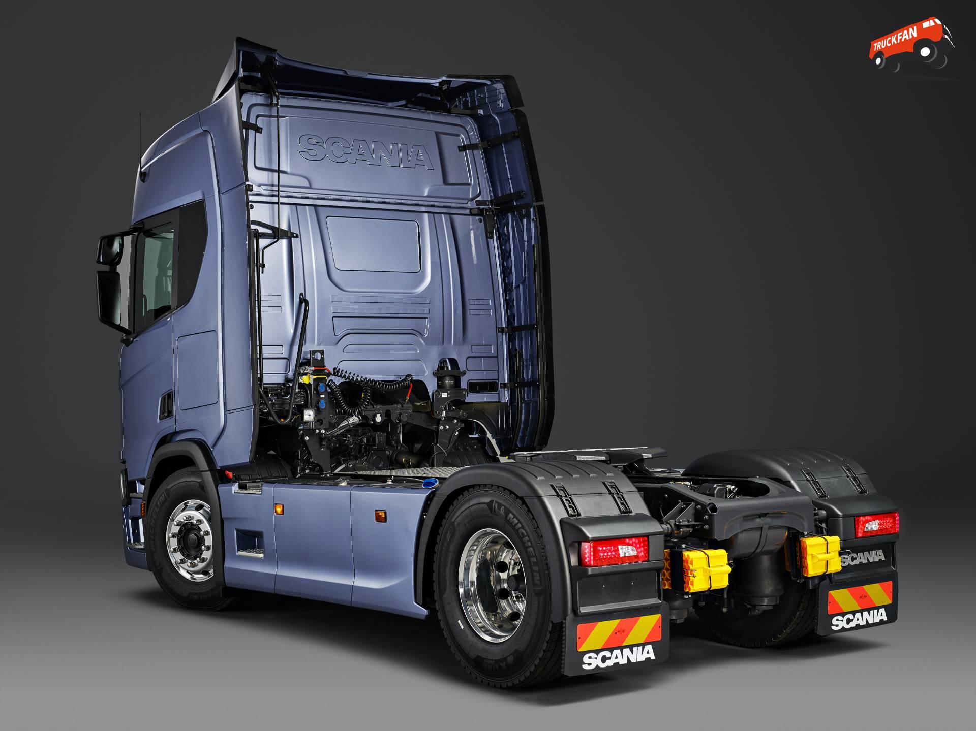Scania Trucks 2016 New Images