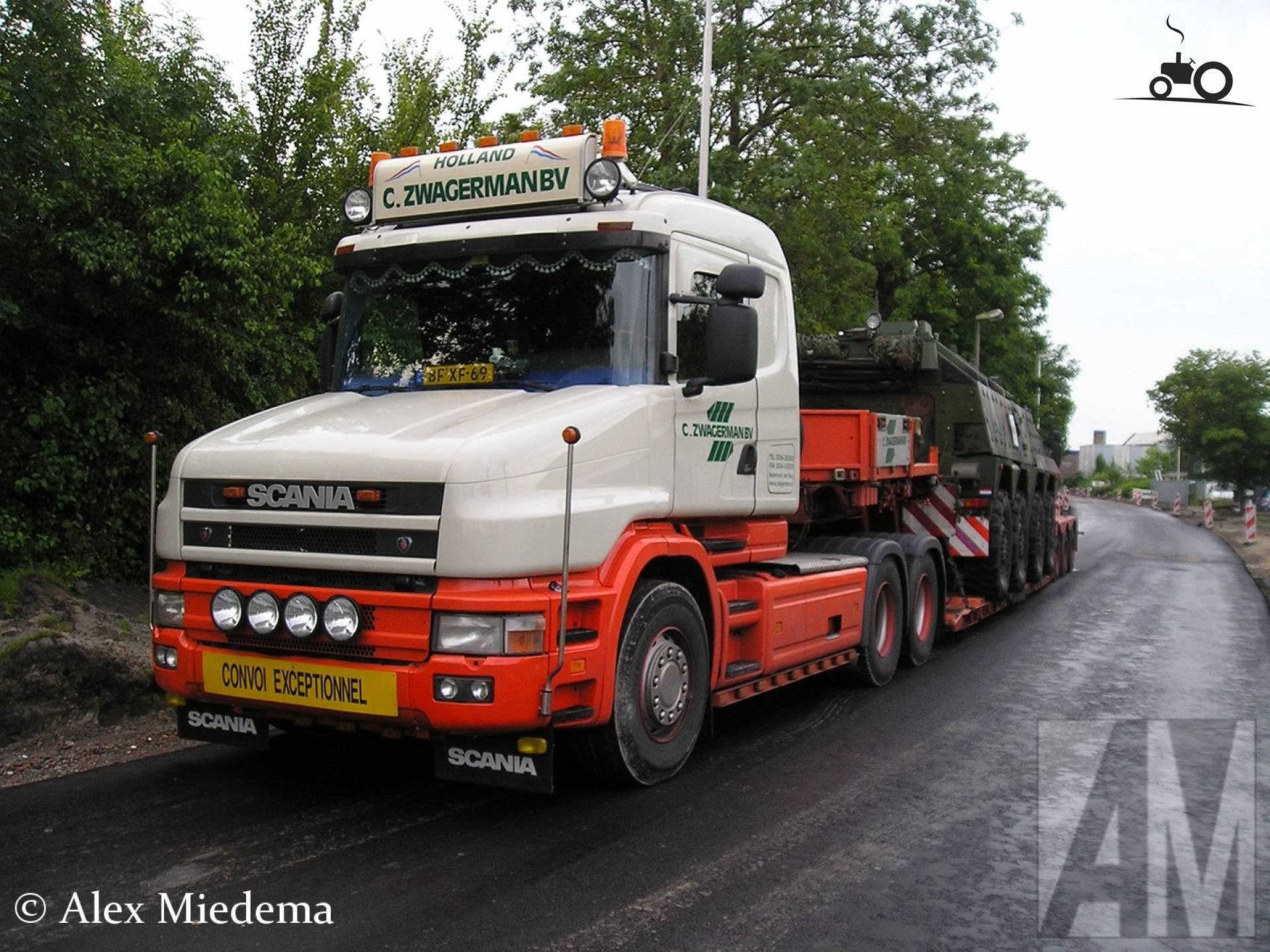Scania T4