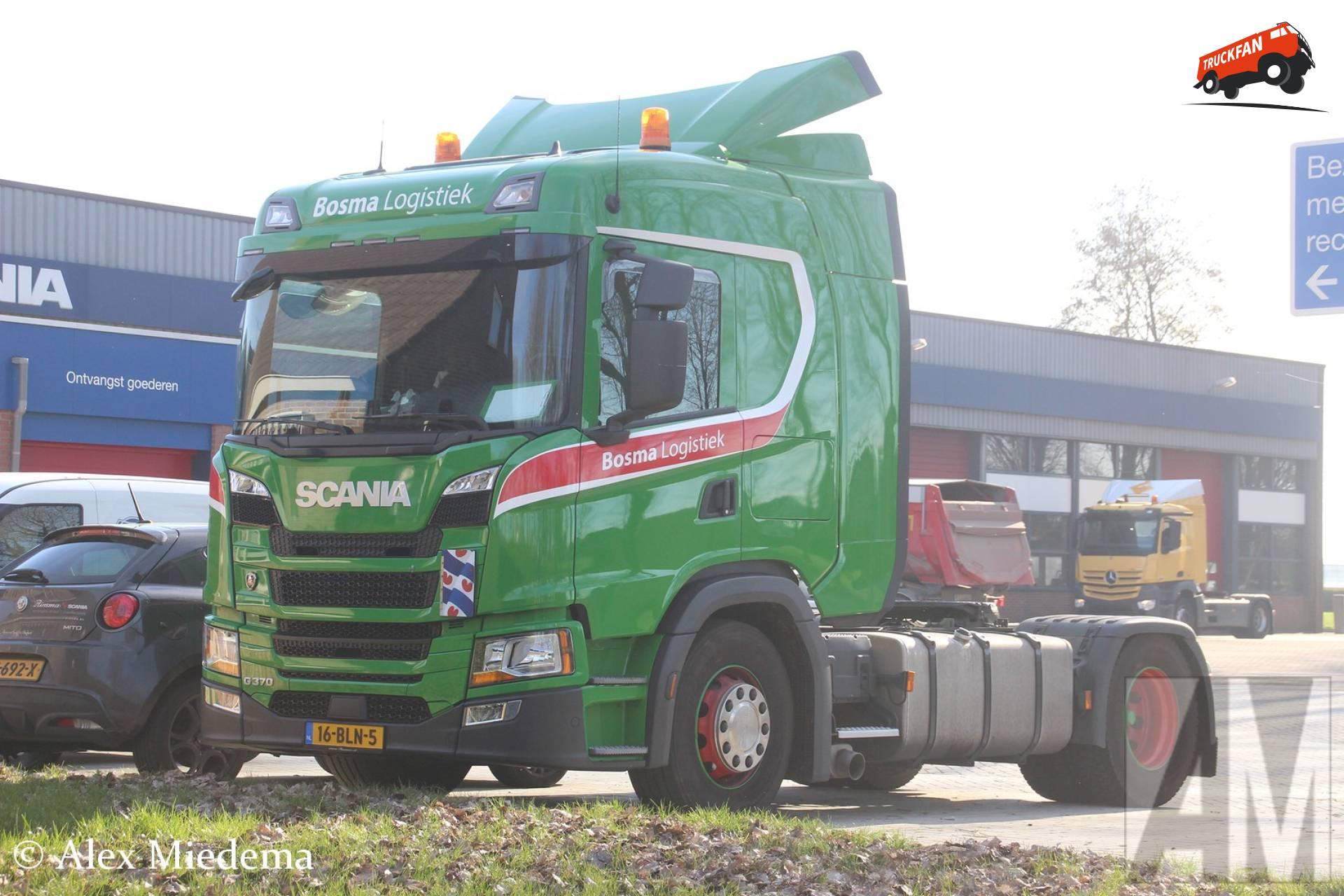 Scania G370