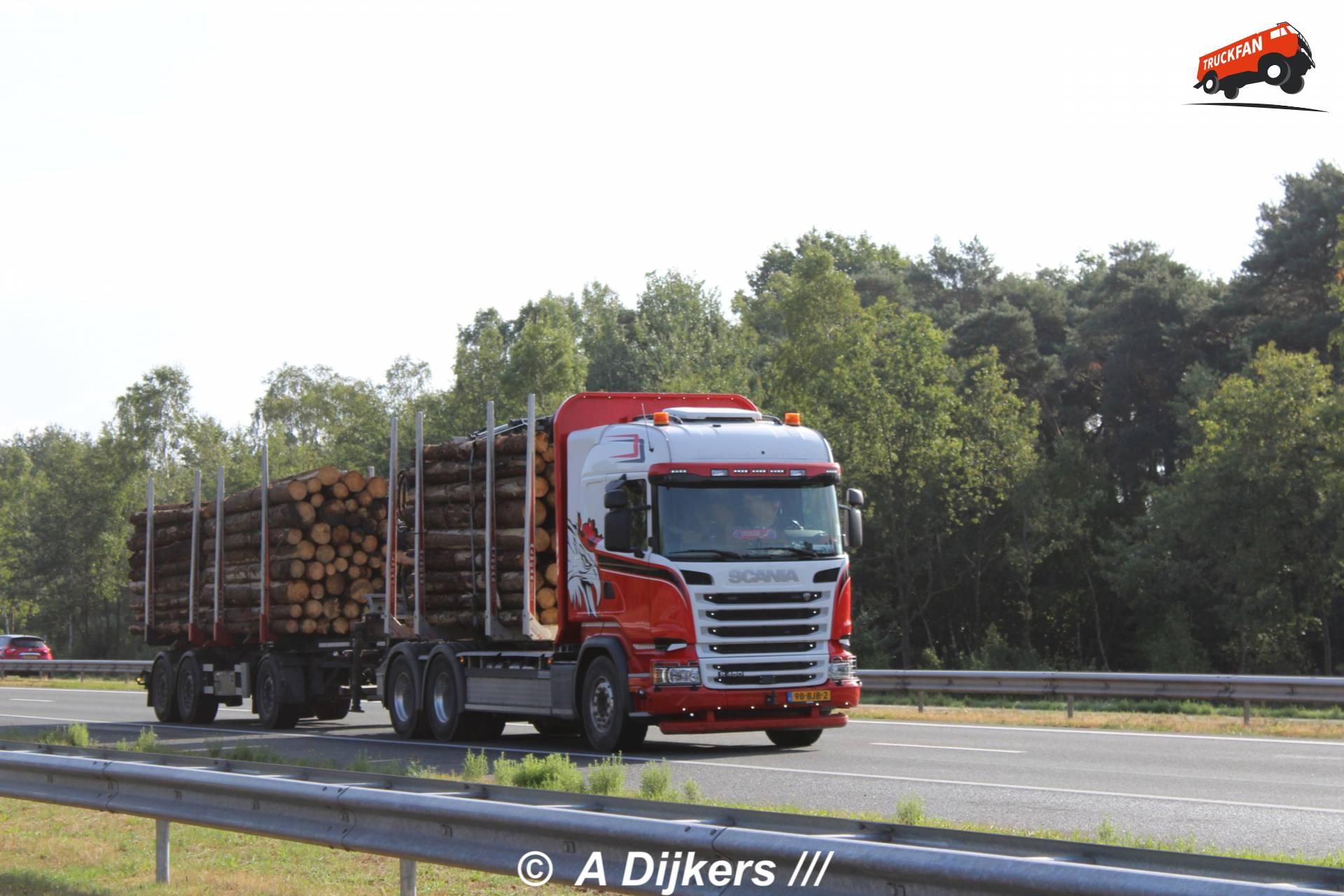 Scania R450