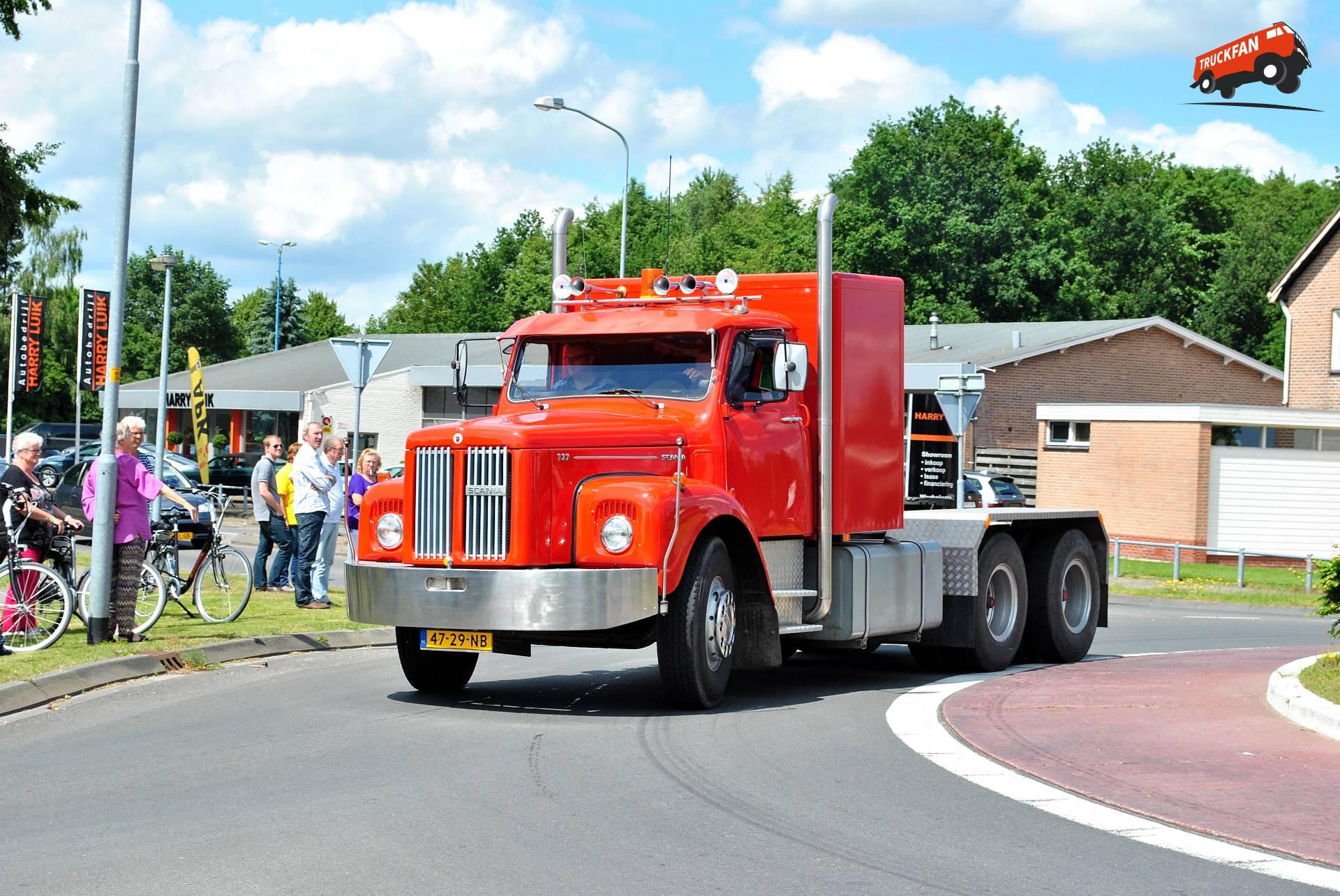Scania L111