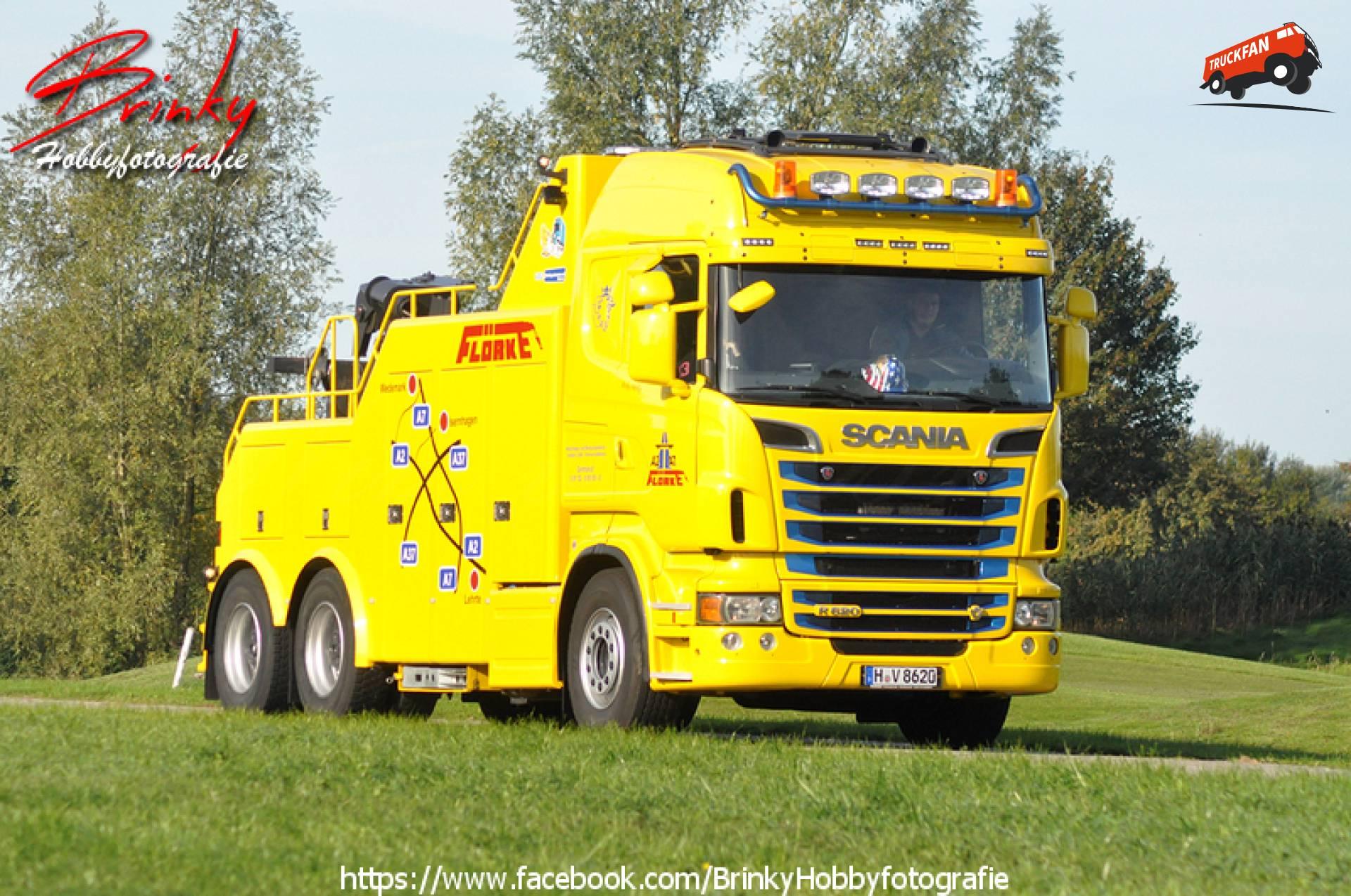 Scania R620