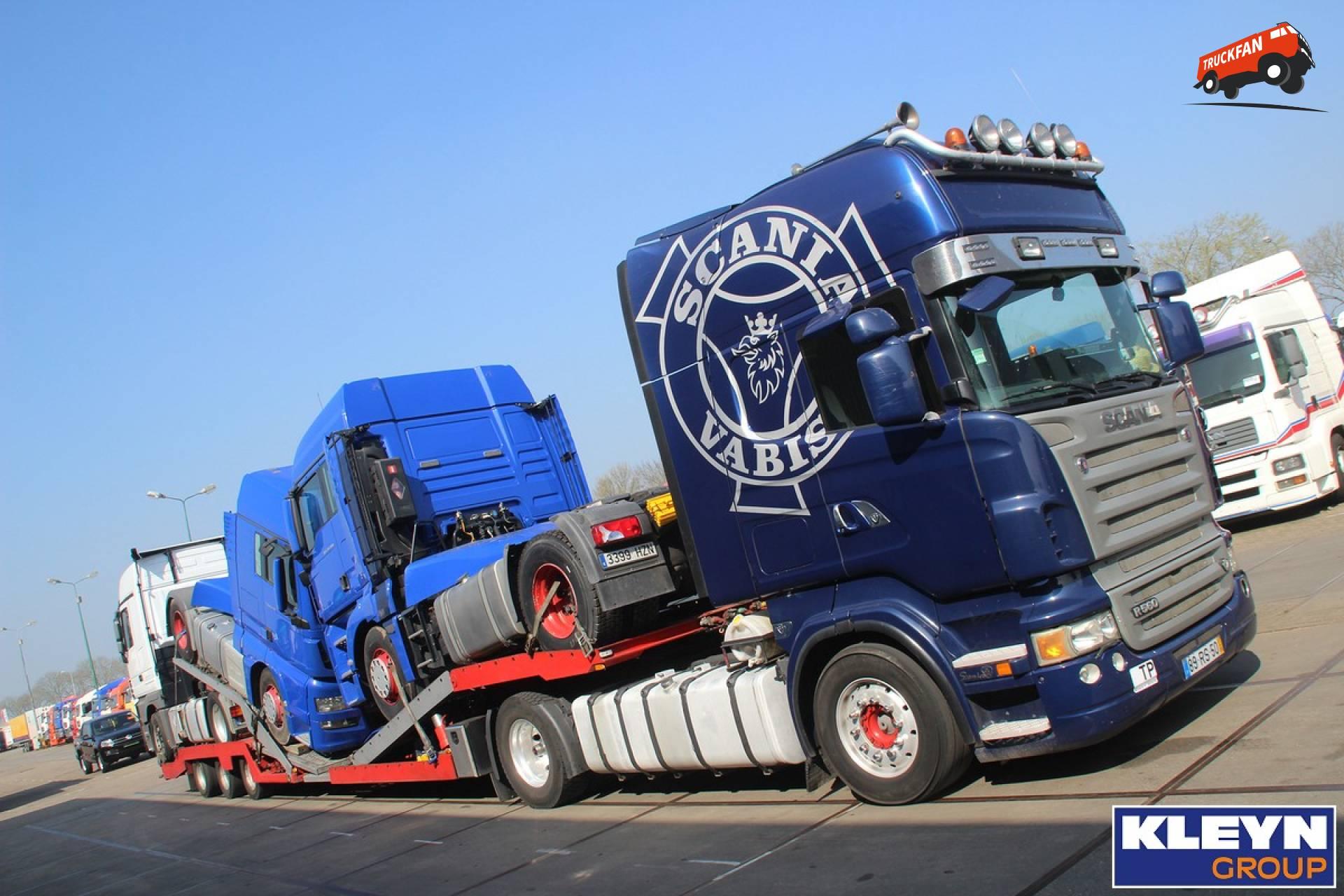 Scania R560
