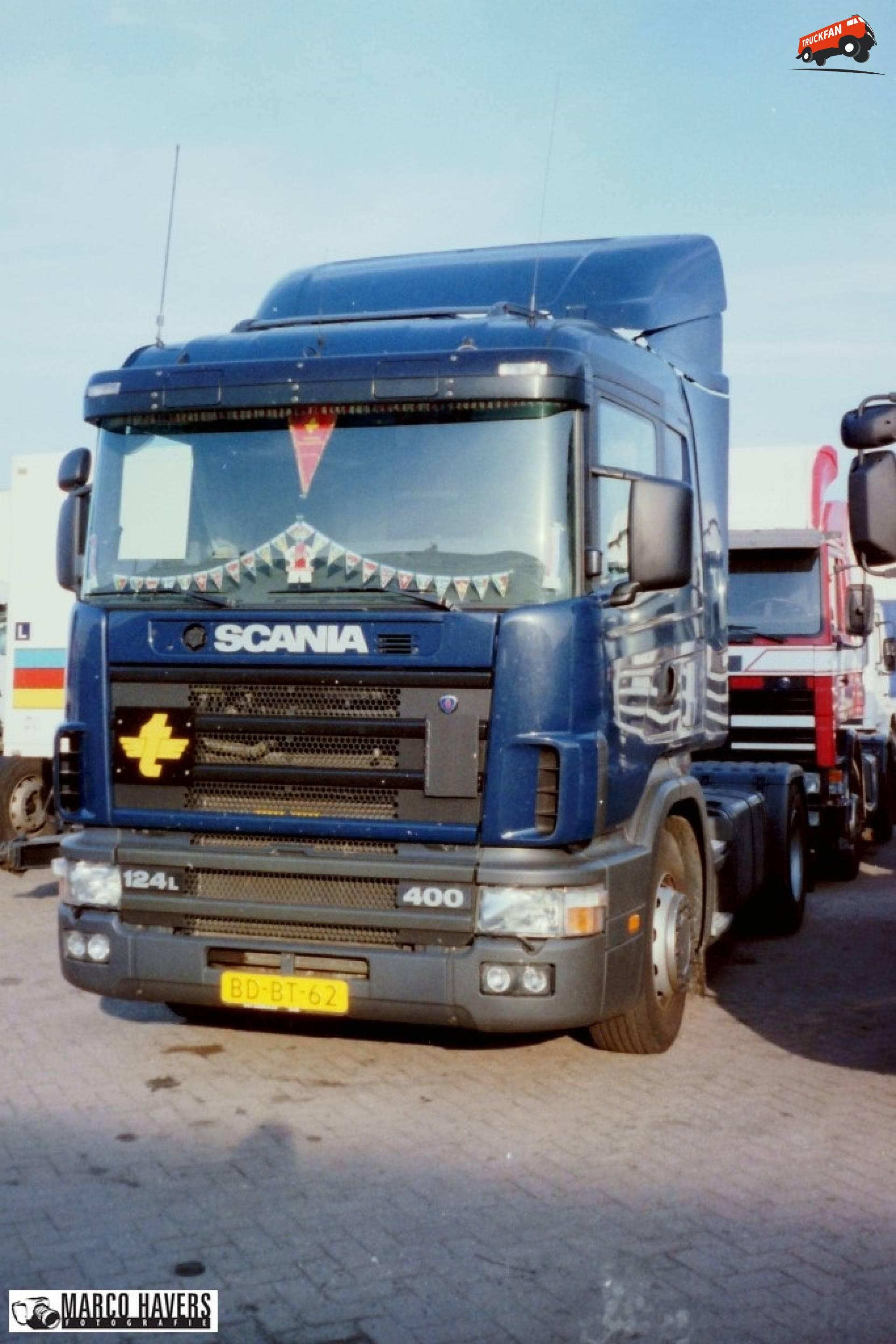 Scania 124