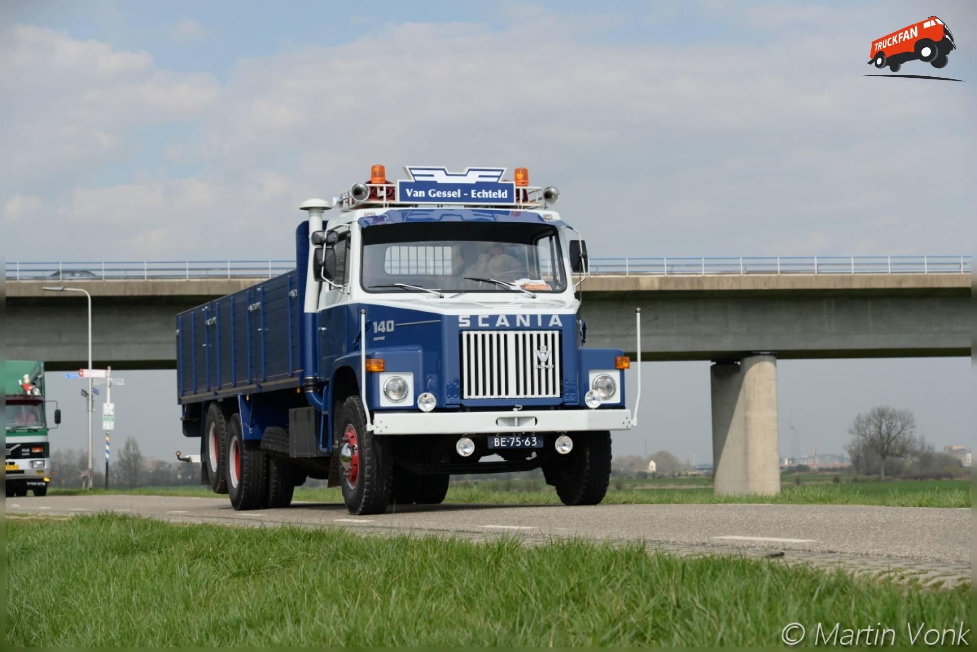 Scania L140
