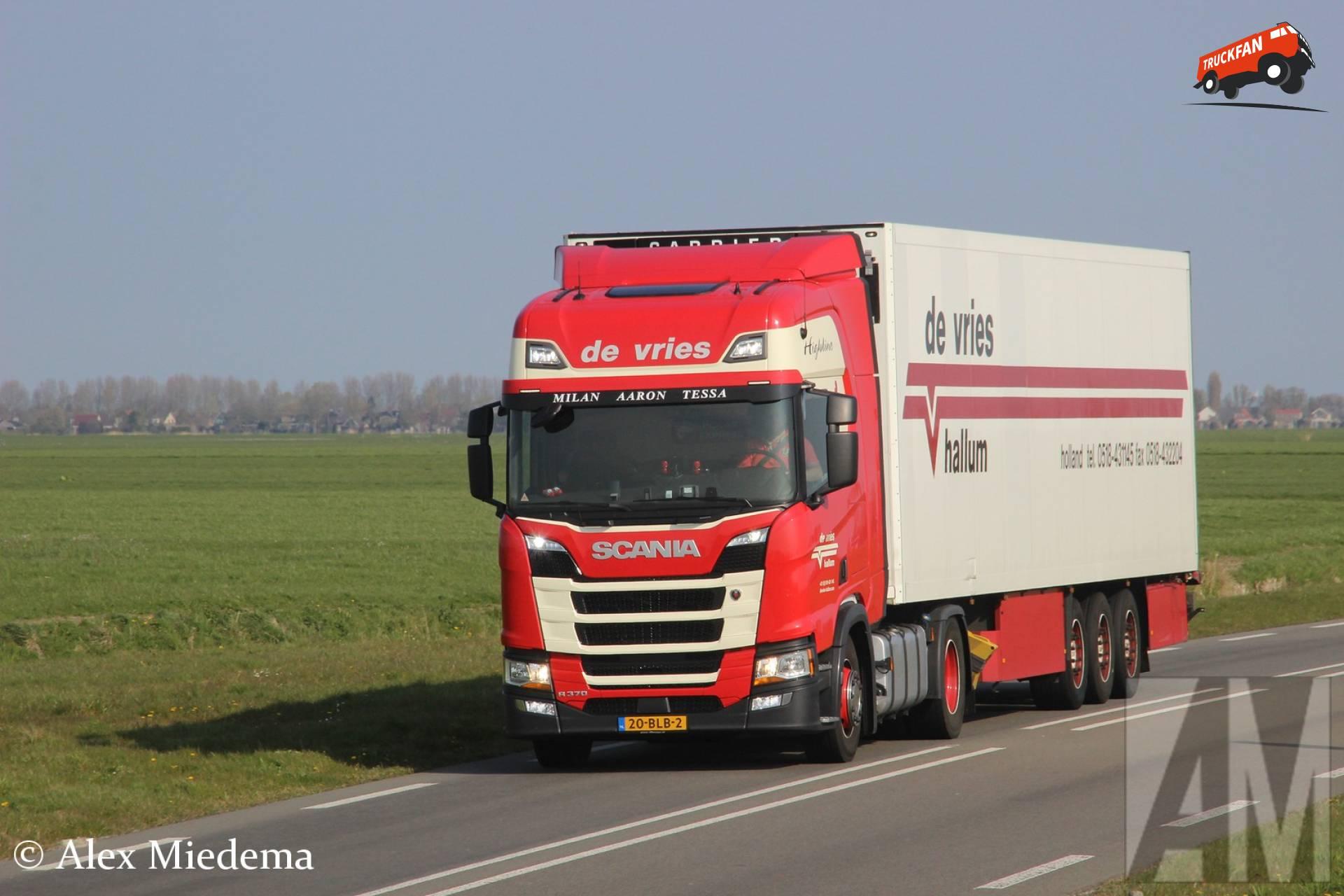 Scania R370