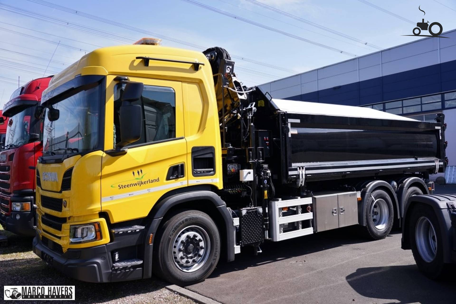 Scania P-serie 2nd gen