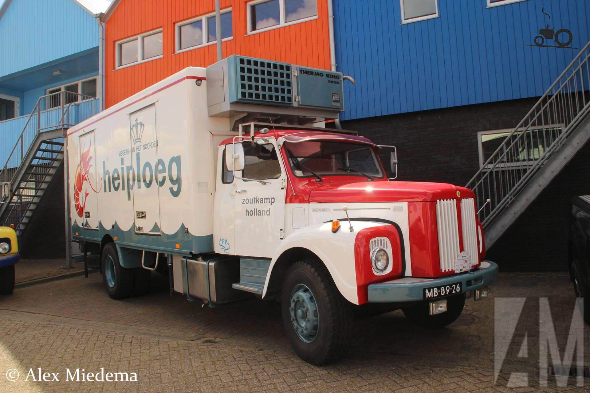 Scania L85