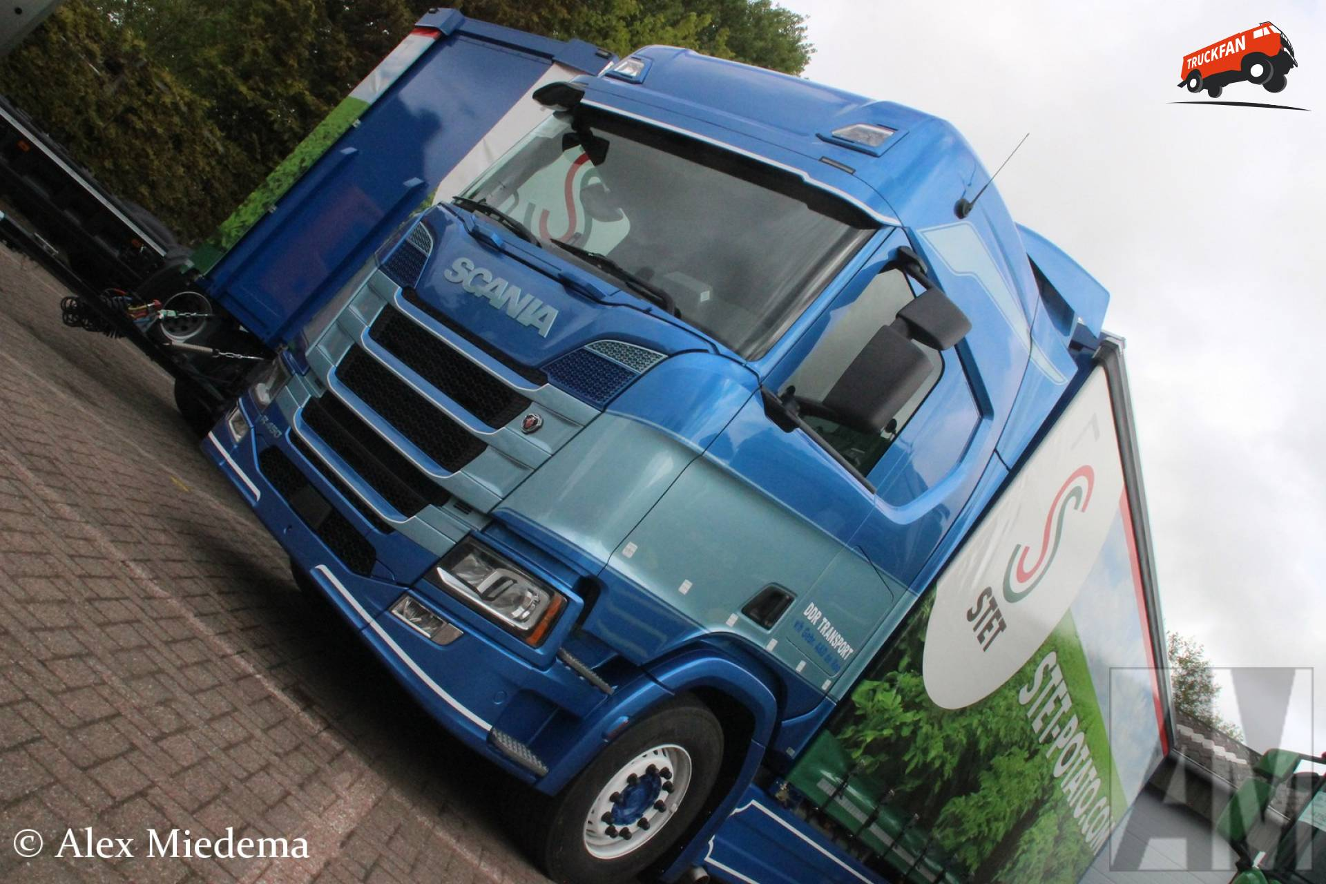 Scania R450 (new)