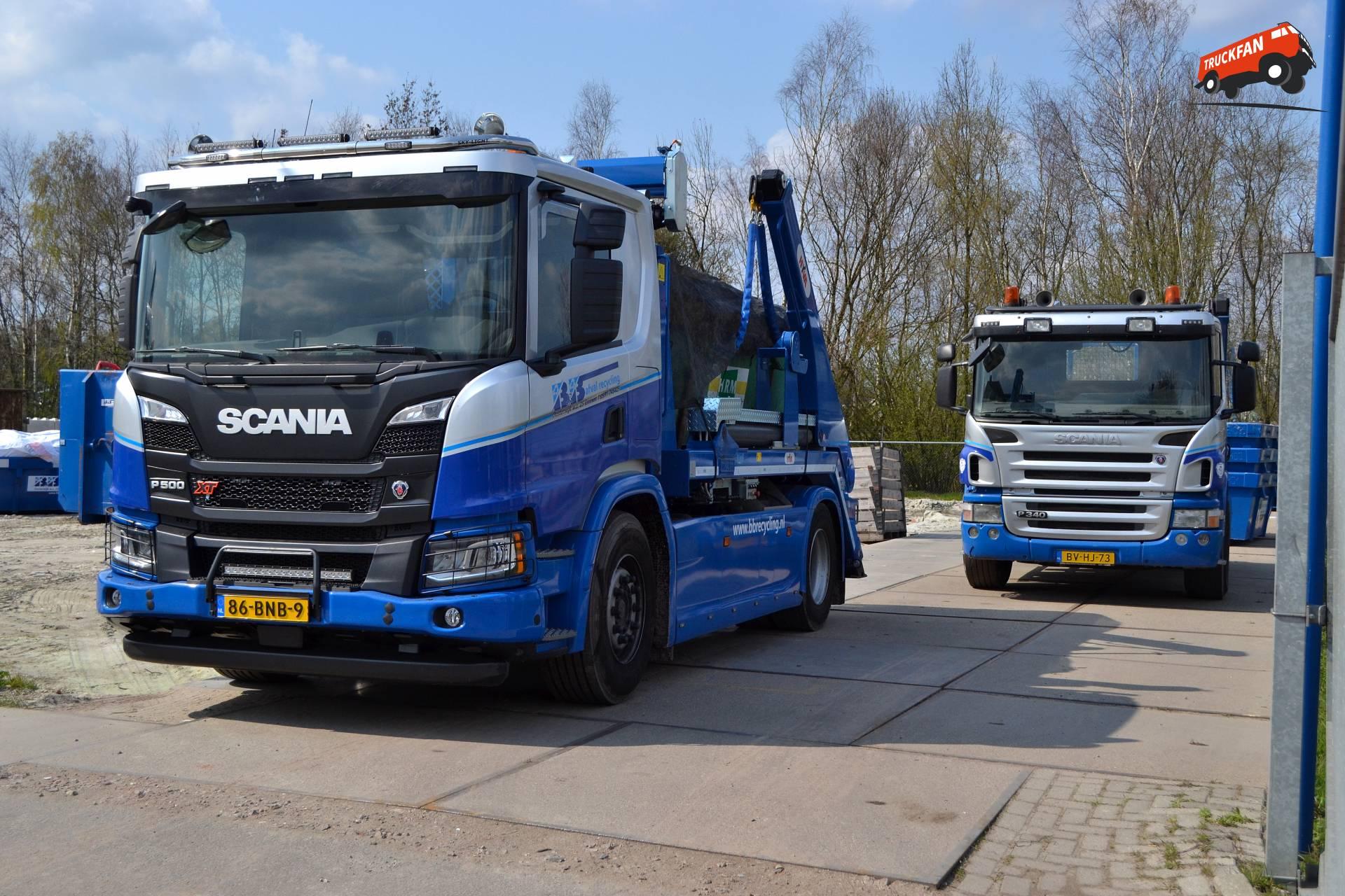 Scania P500 XT