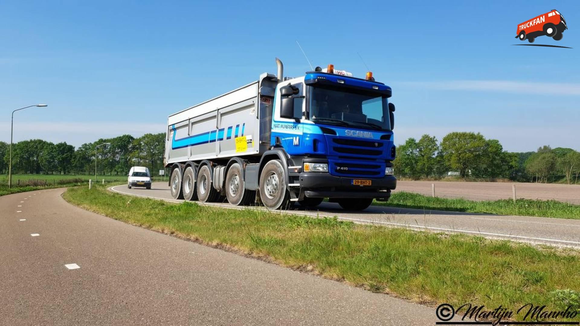 Scania P410