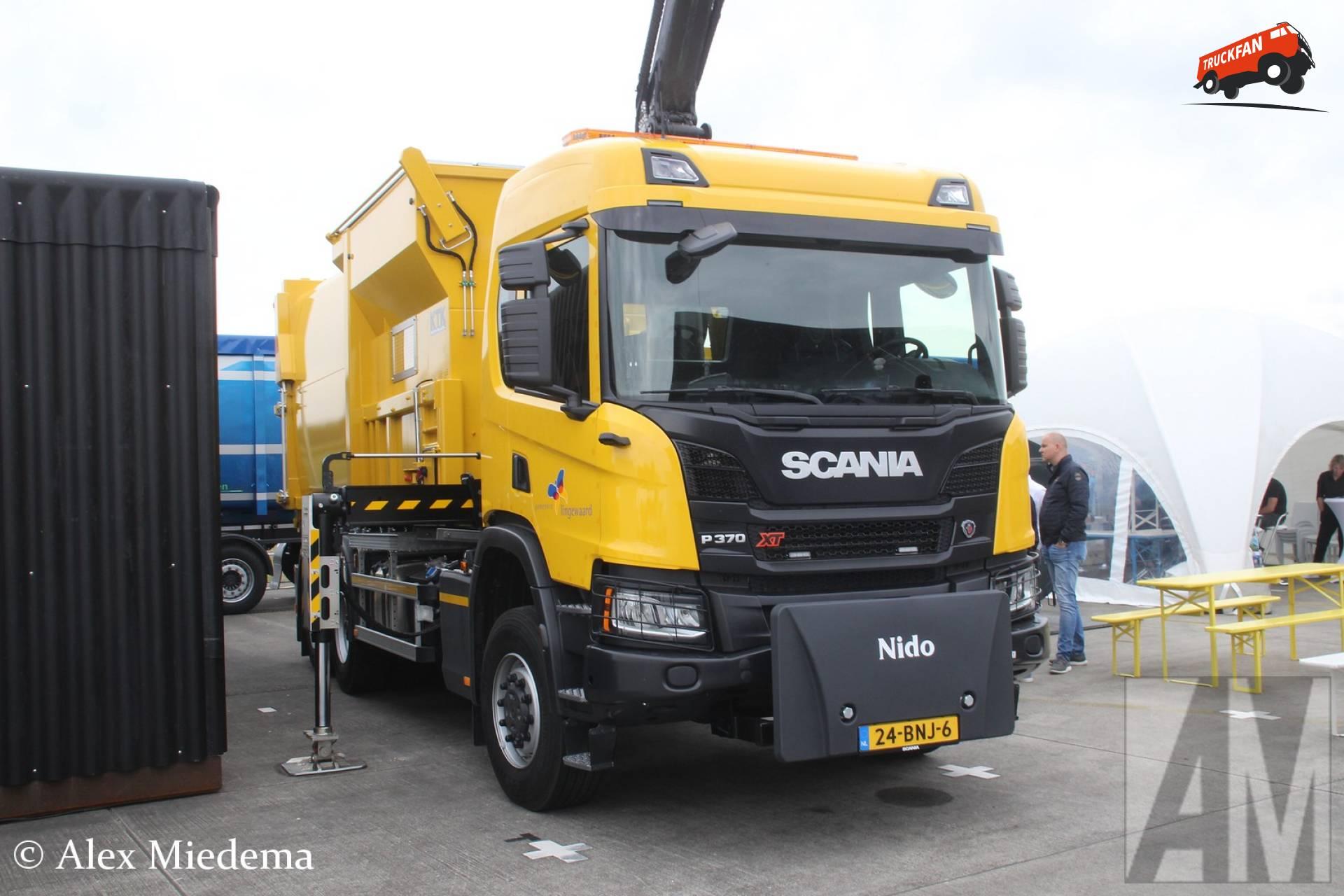Scania P370 XT