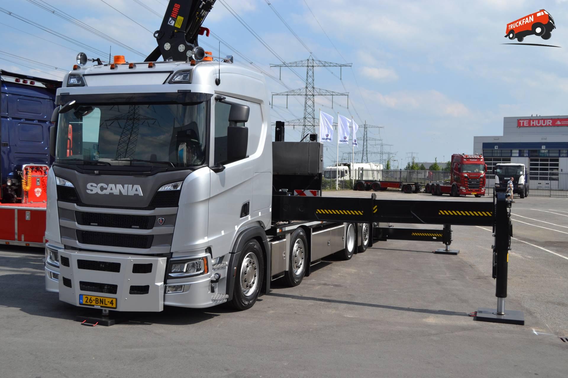 Scania R500 (new)