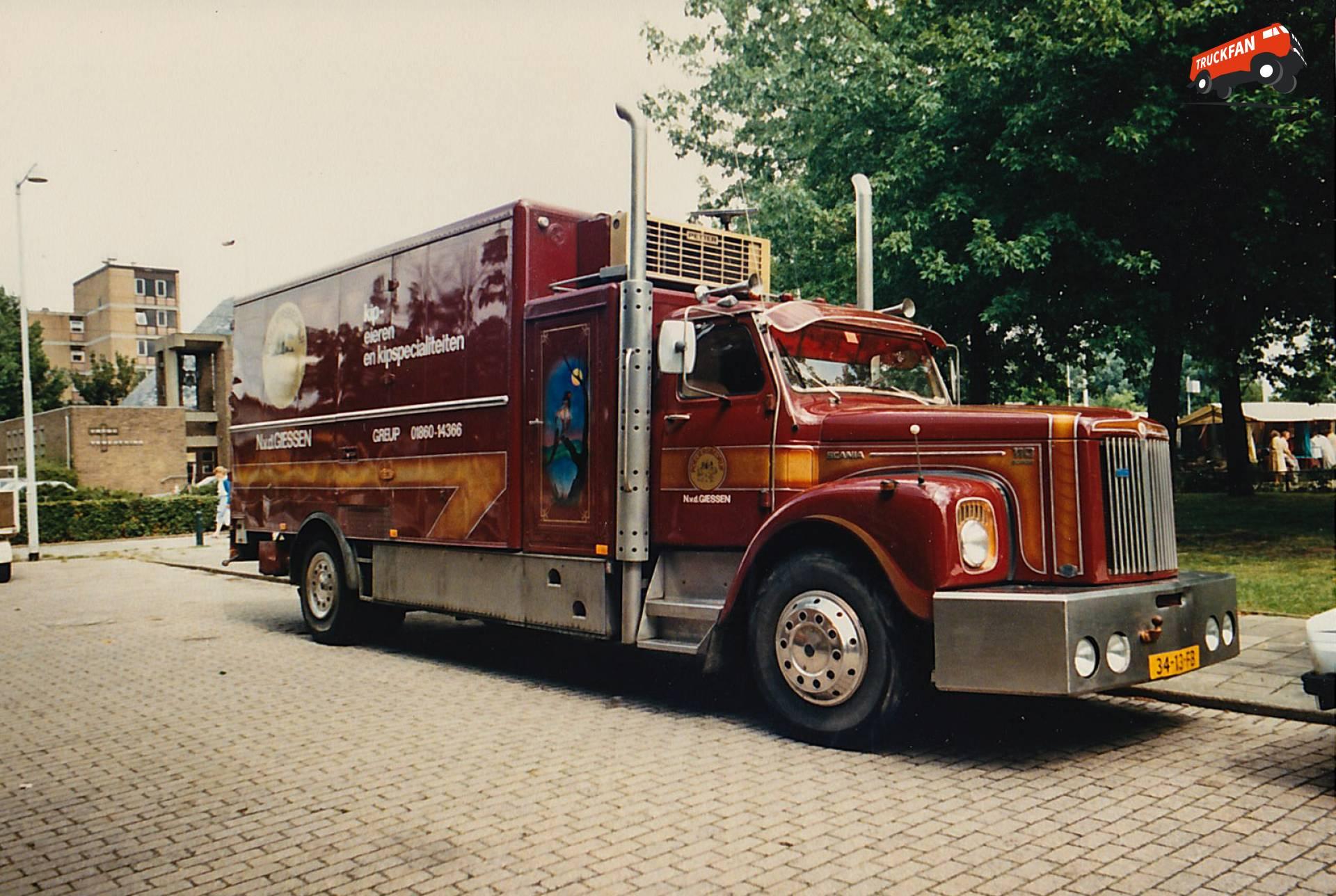 Scania L110