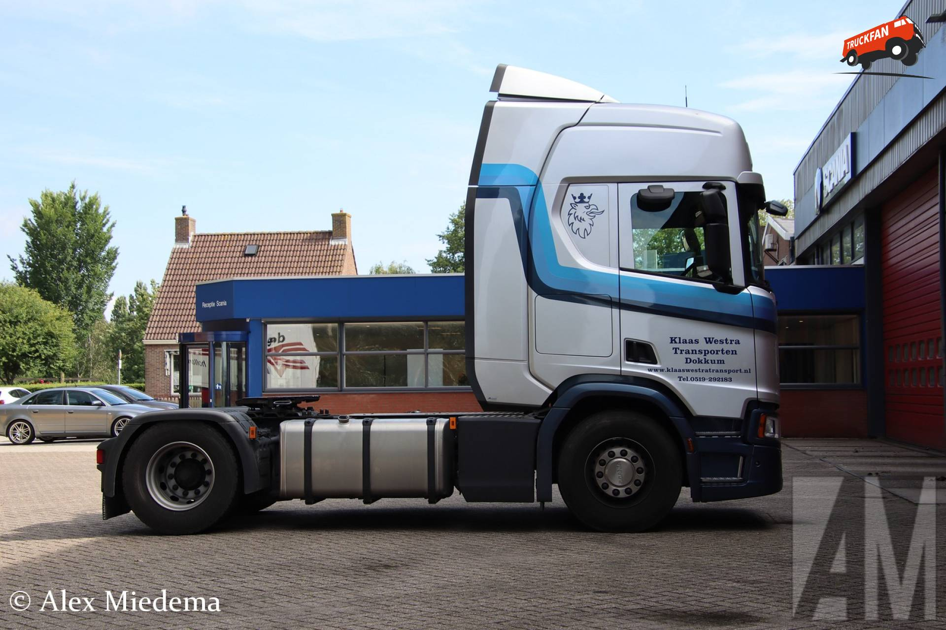 Scania R410 (new)