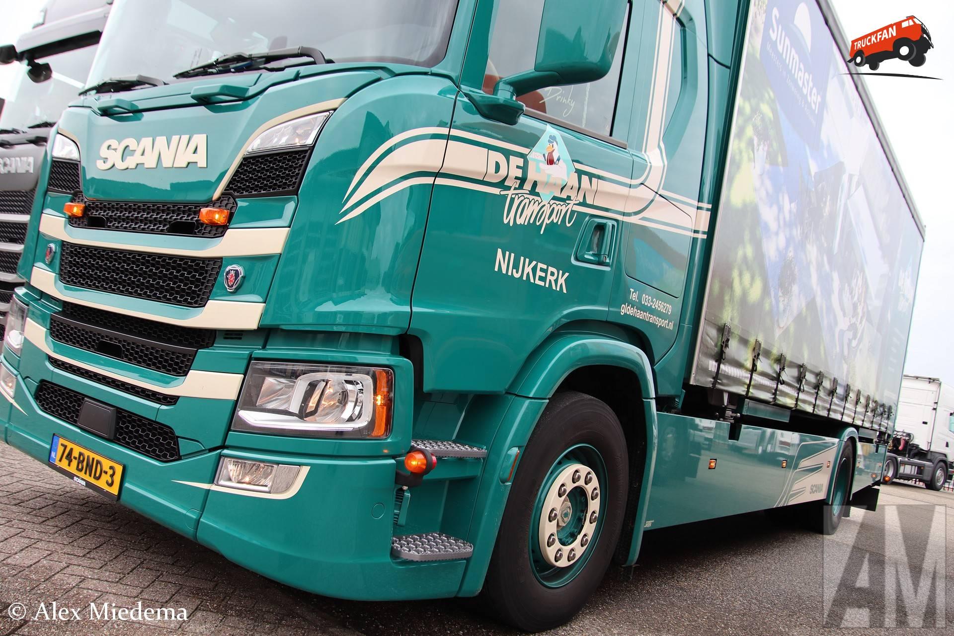 Scania G280