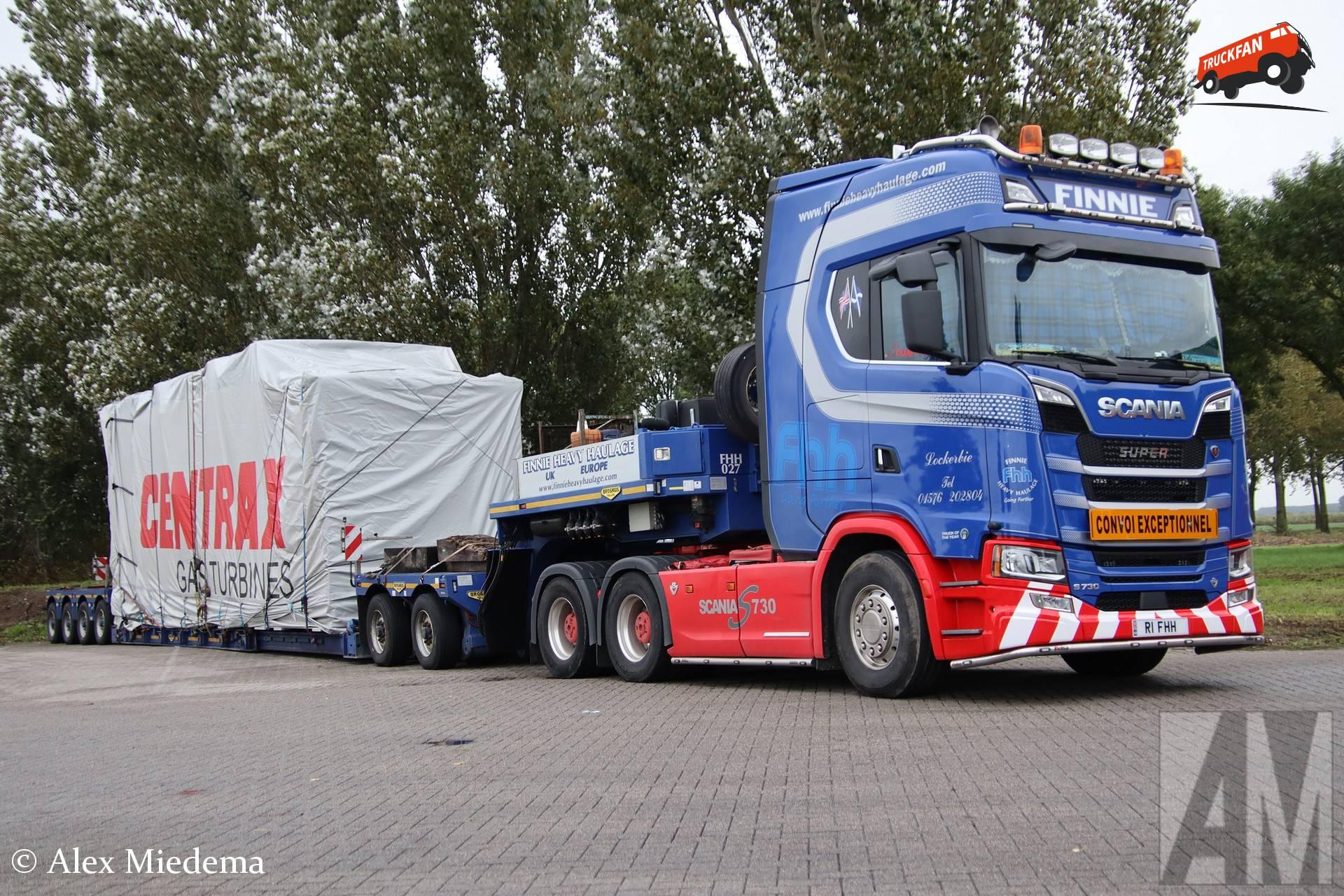 Scania S730