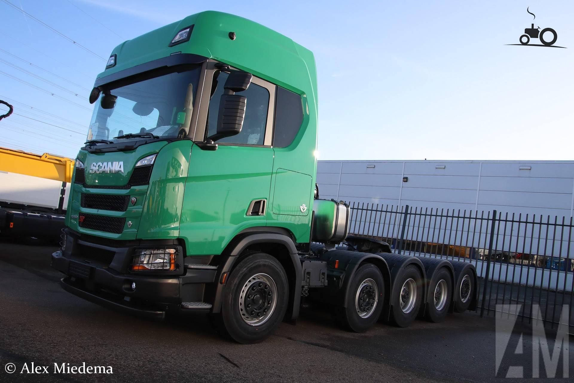 Scania R650 XT