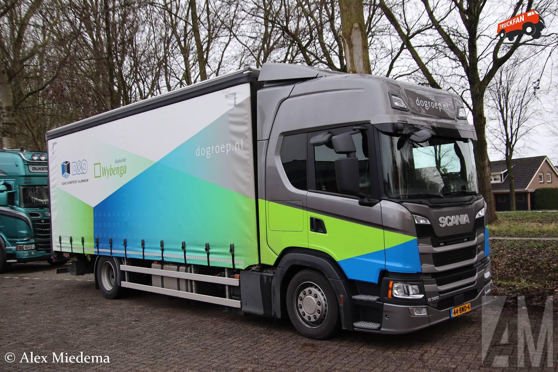 Scania G320