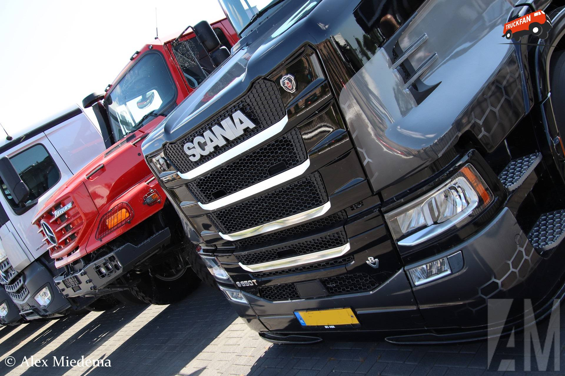 Scania S650T